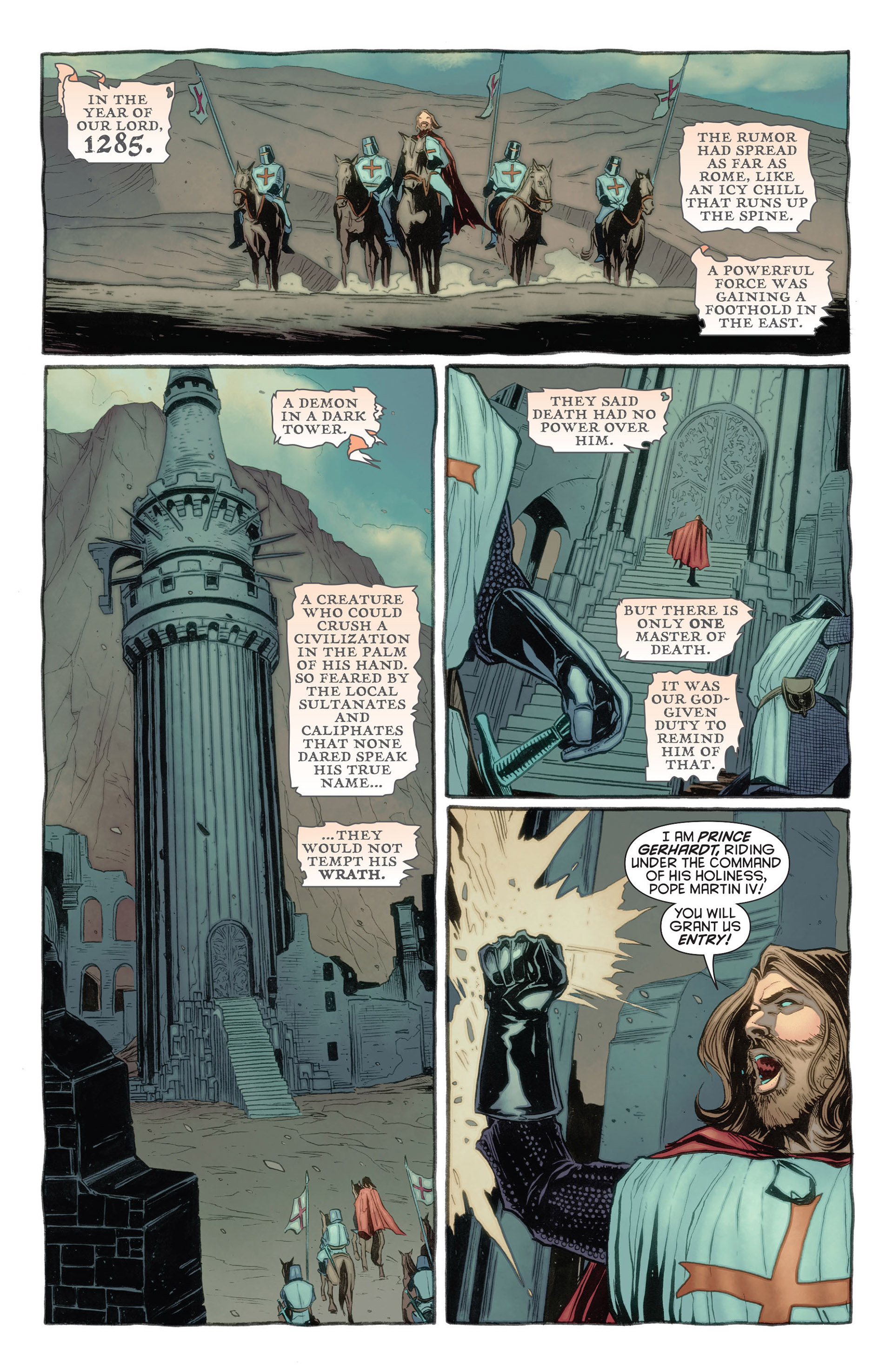 Read online Batman and Robin (2011) comic -  Issue #23.3 - 2