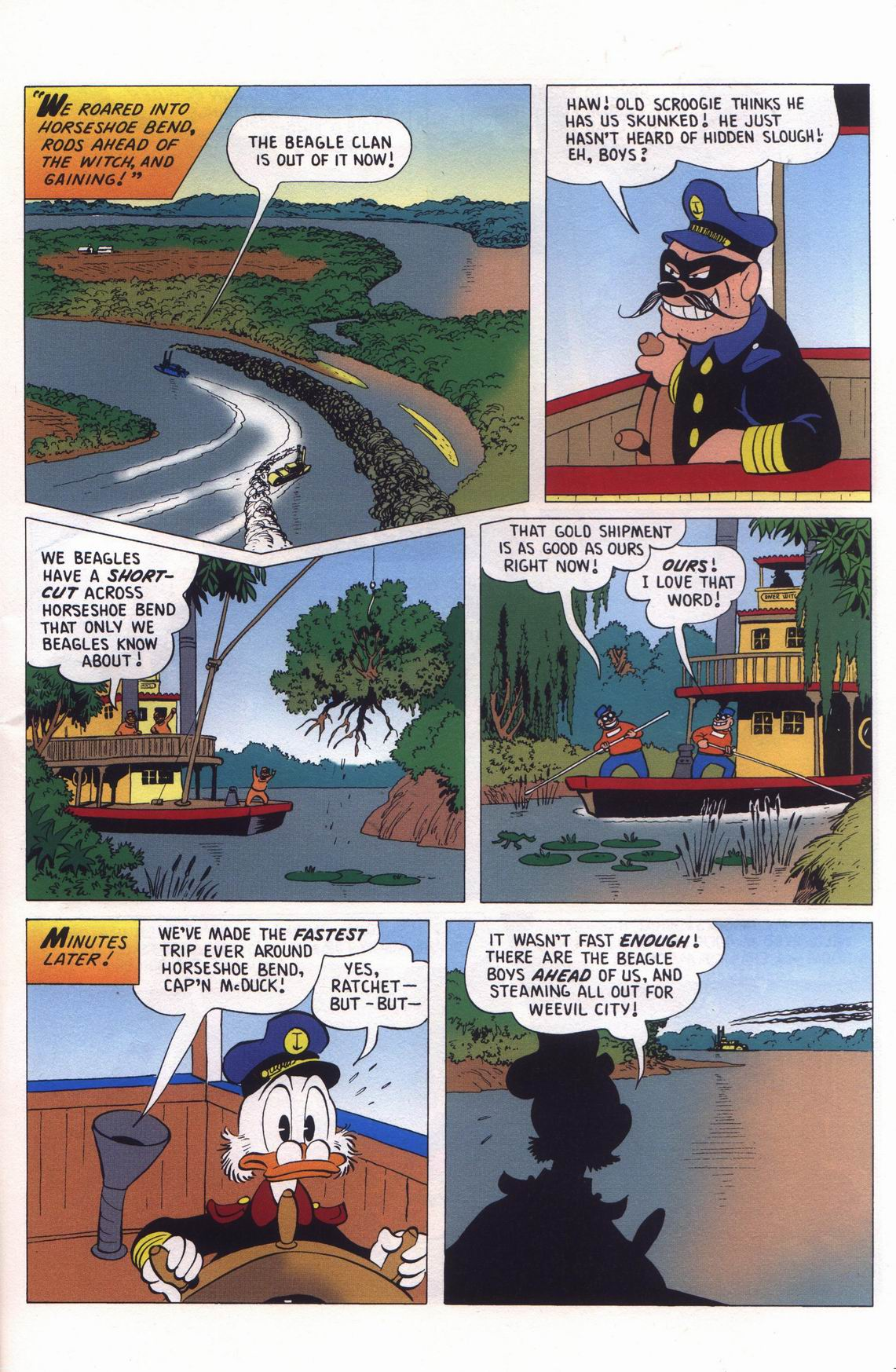 Read online Uncle Scrooge (1953) comic -  Issue #313 - 55