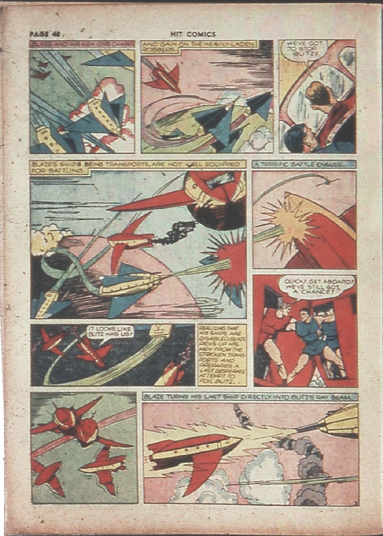 Read online Hit Comics comic -  Issue #8 - 42