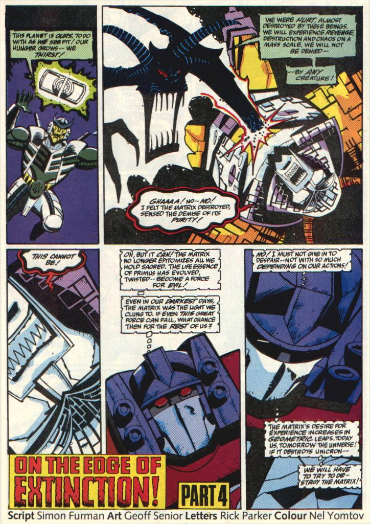 The Transformers (UK) 322 Page 2