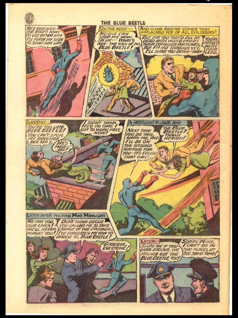 The Blue Beetle issue 35 - Page 11