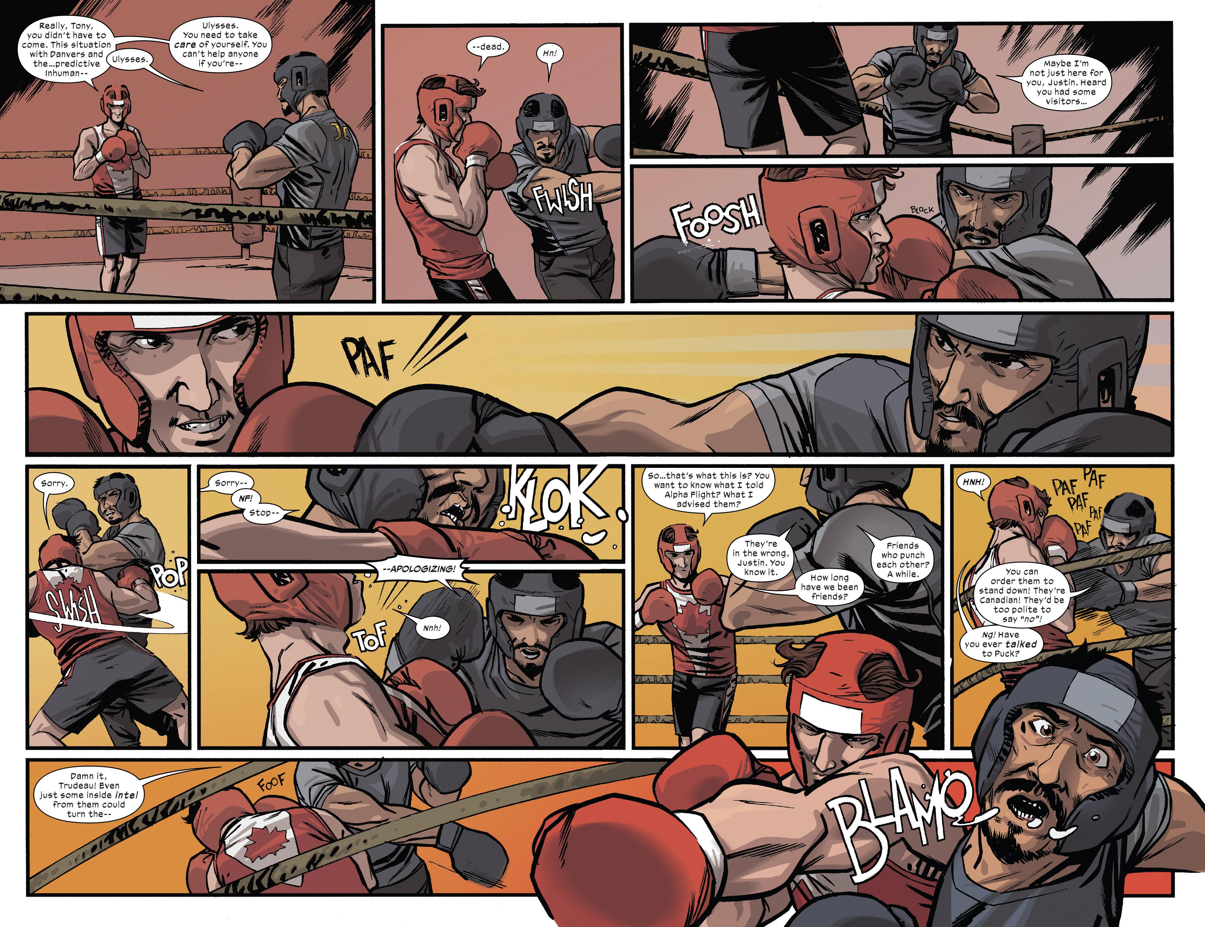Read online Civil War II: Choosing Sides comic -  Issue #5 - 8