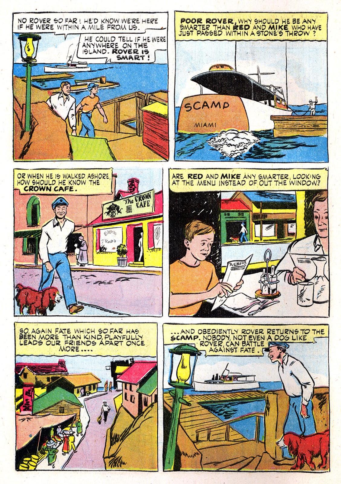 Read online Animal Comics comic -  Issue #29 - 8