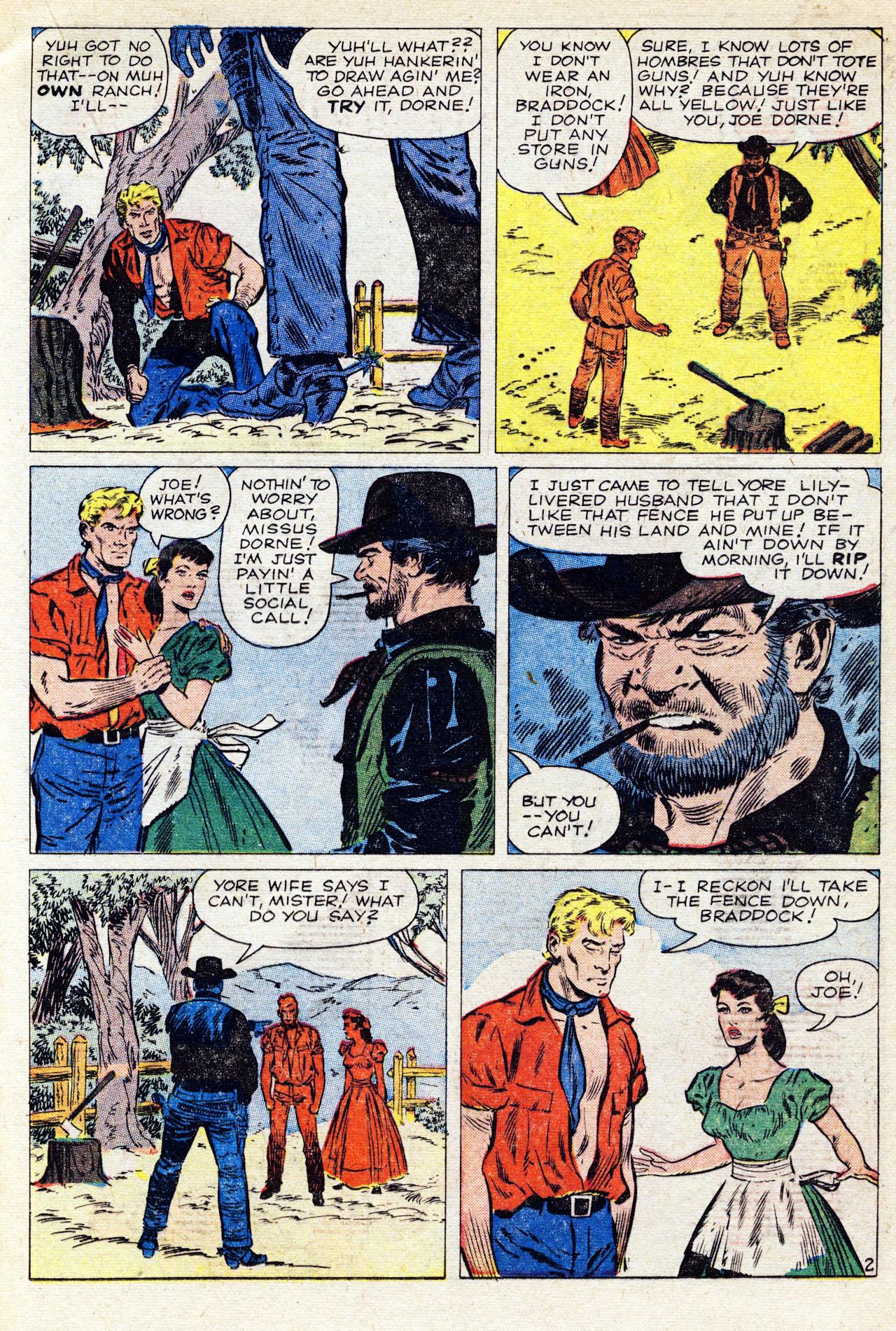 Read online Two-Gun Kid comic -  Issue #58 - 21