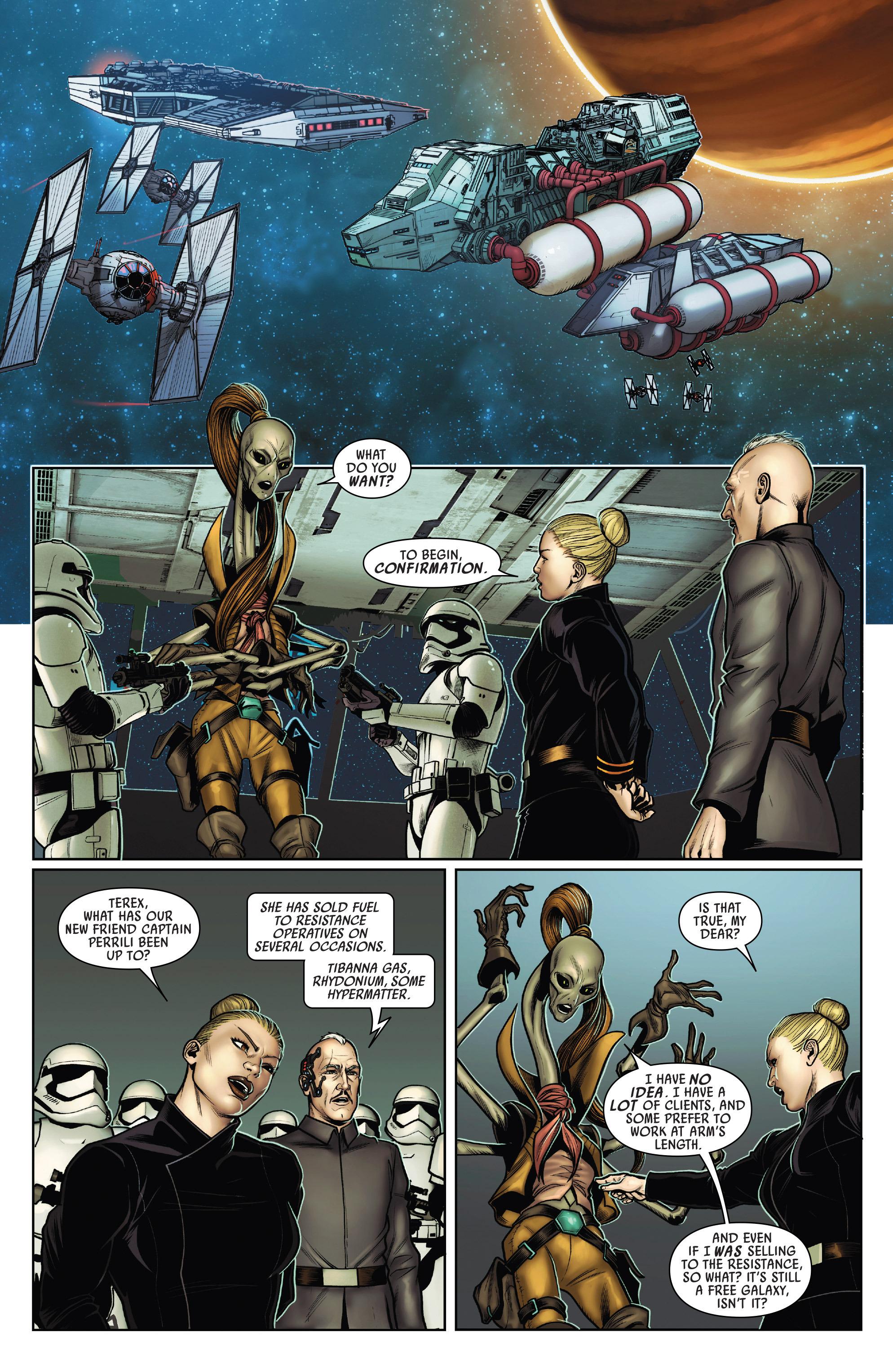 Read online Star Wars: Poe Dameron comic -  Issue #15 - 10
