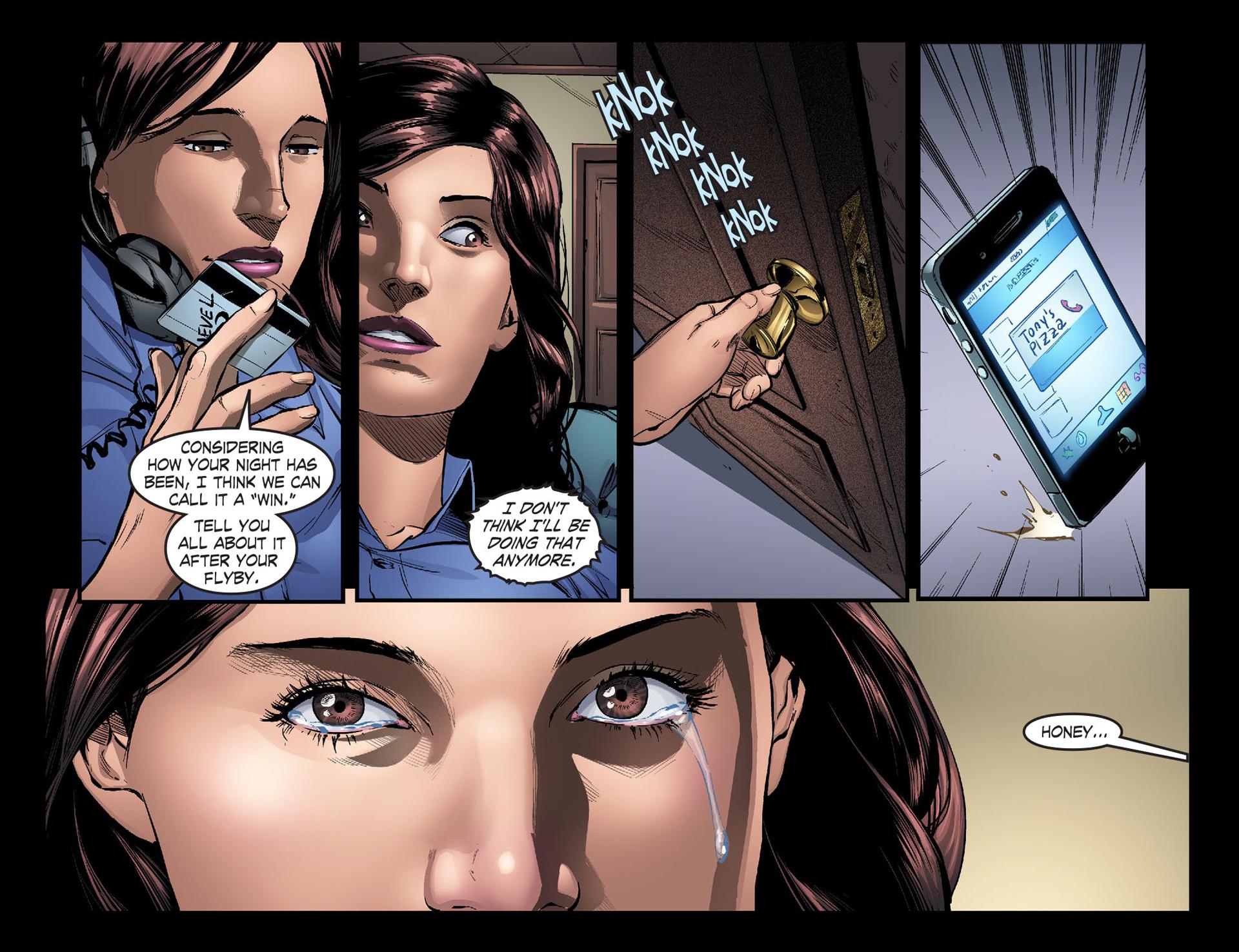 Read online Smallville: Season 11 comic -  Issue #40 - 4