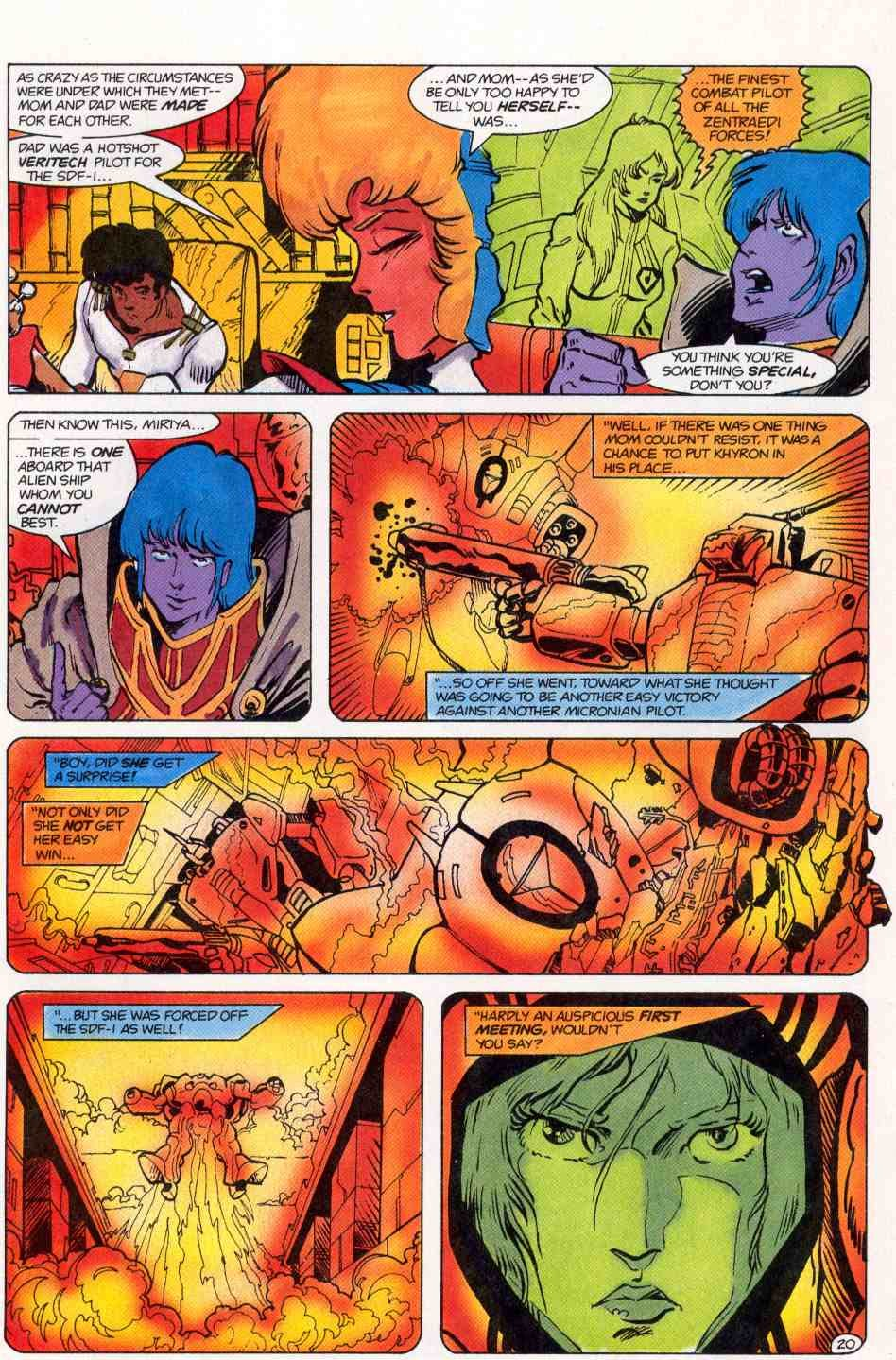 Robotech Special issue Full - Page 21