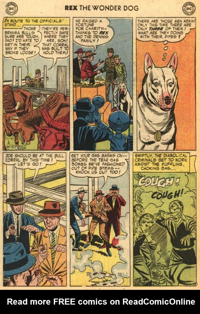 The Adventures of Rex the Wonder Dog issue 19 - Page 8
