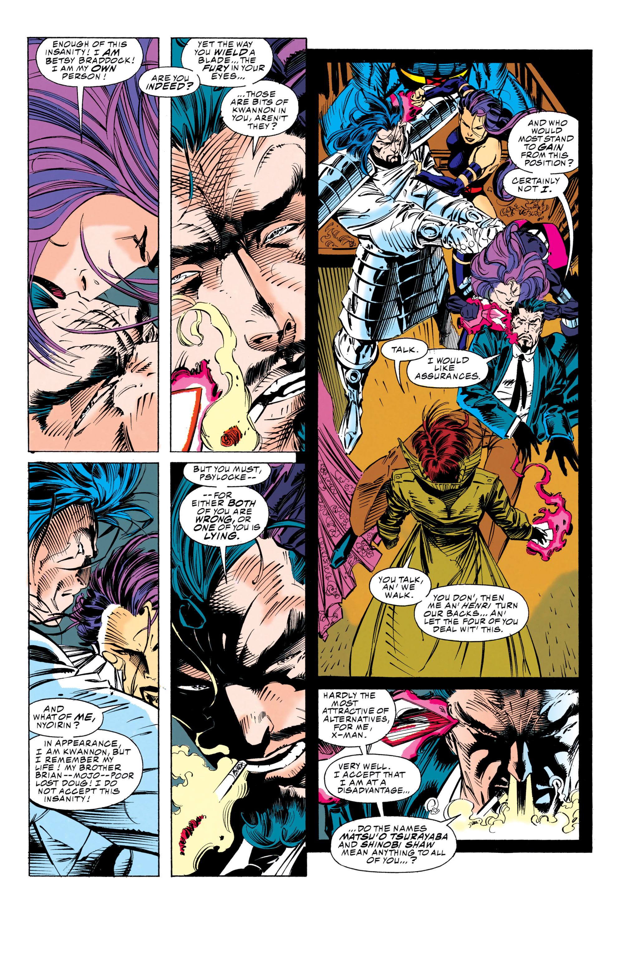 X-Men (1991) 23 Page 7