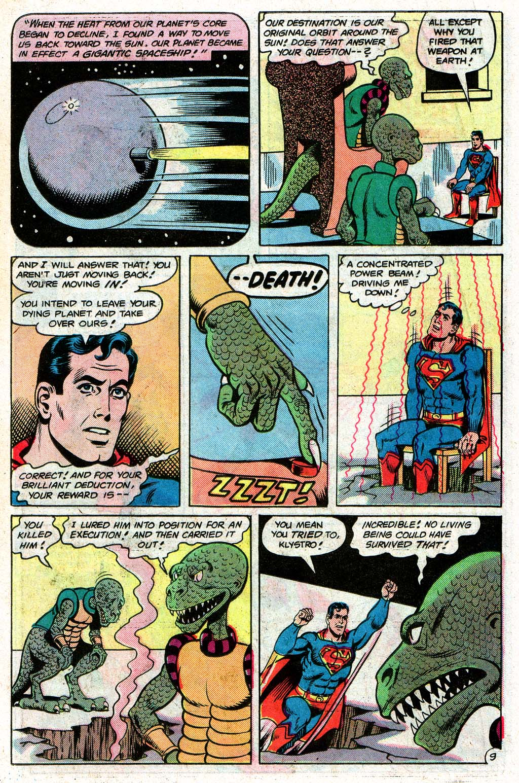 Read online Action Comics (1938) comic -  Issue #576 - 15