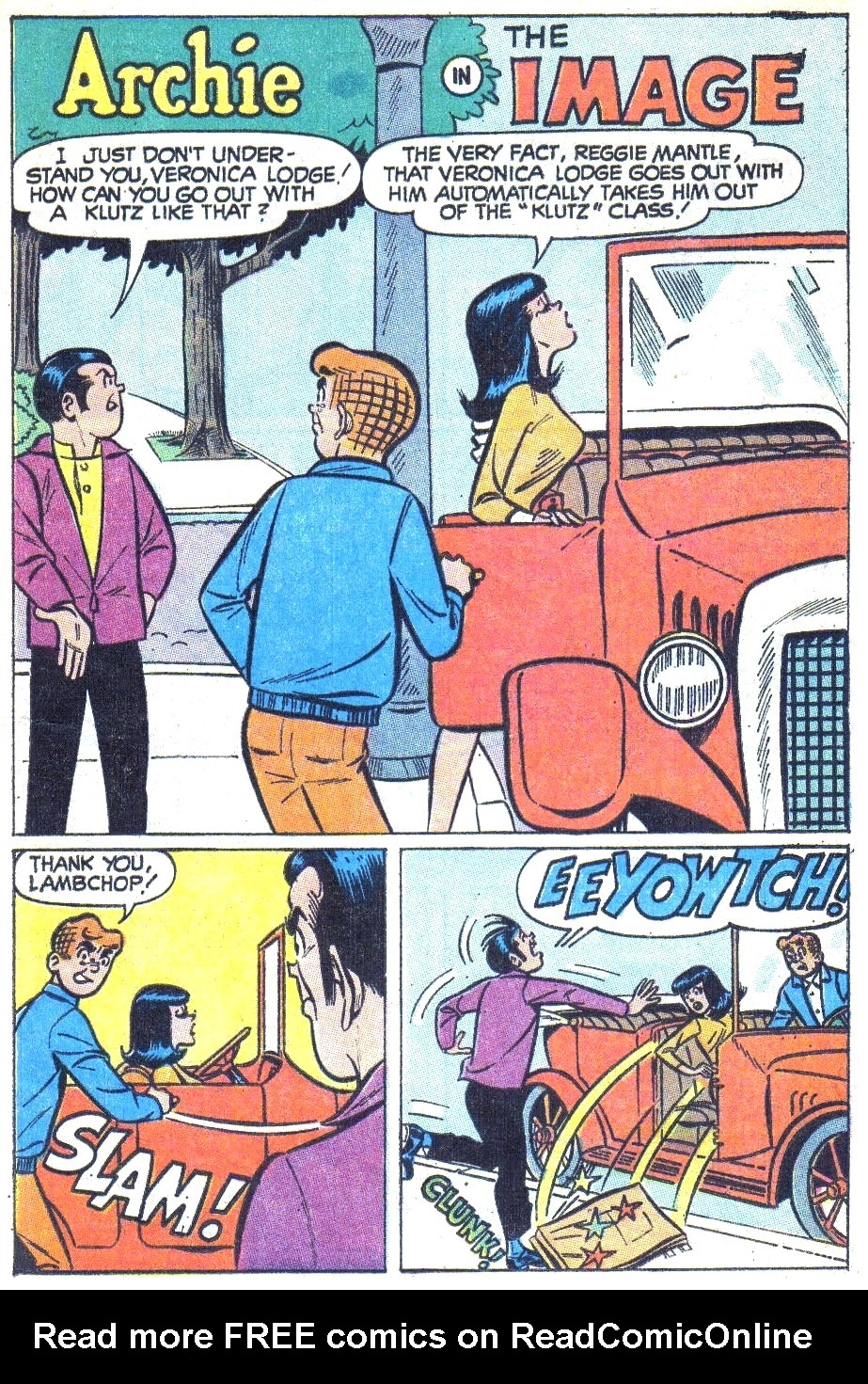 Read online Archie (1960) comic -  Issue #196 - 13