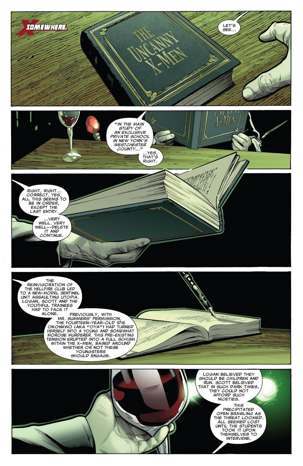 Uncanny X-Men (1963) issue 544 - Page 3