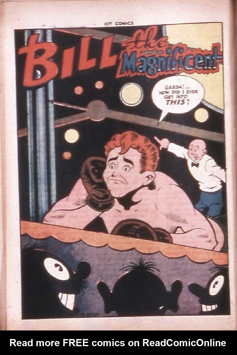 Read online Hit Comics comic -  Issue #33 - 47