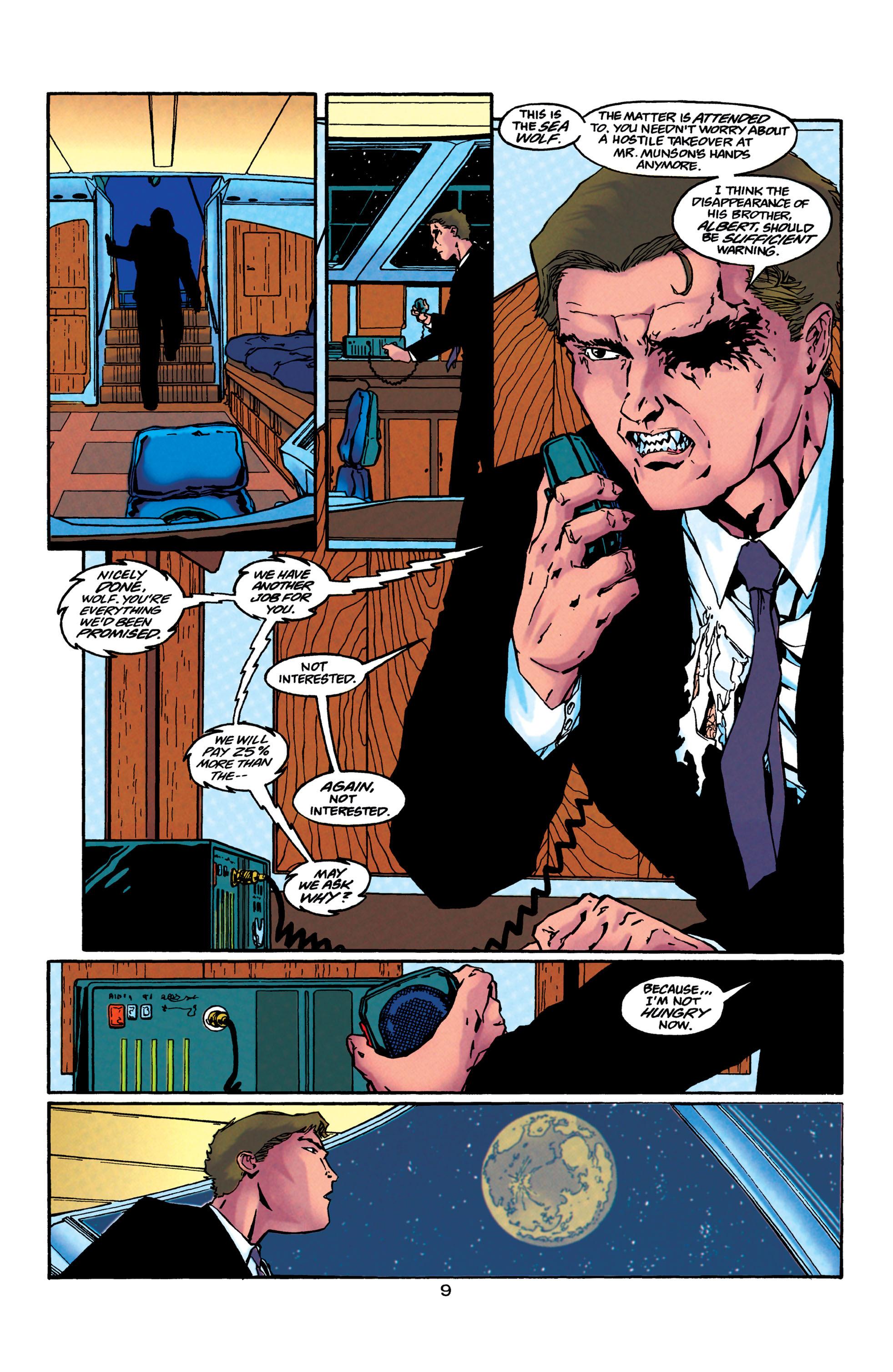 Read online Aquaman (1994) comic -  Issue #42 - 10