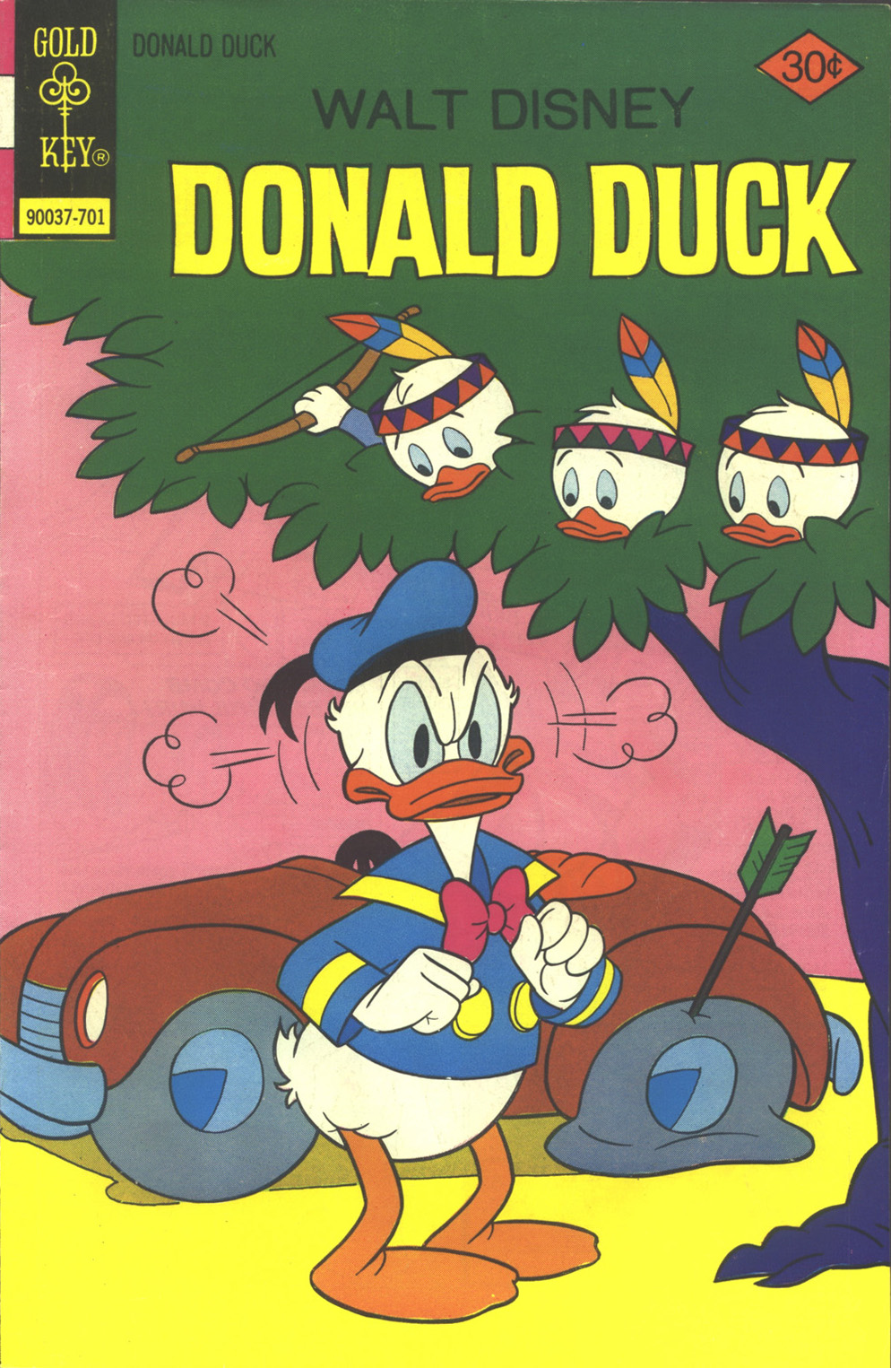 Donald Duck (1962) 179 Page 1