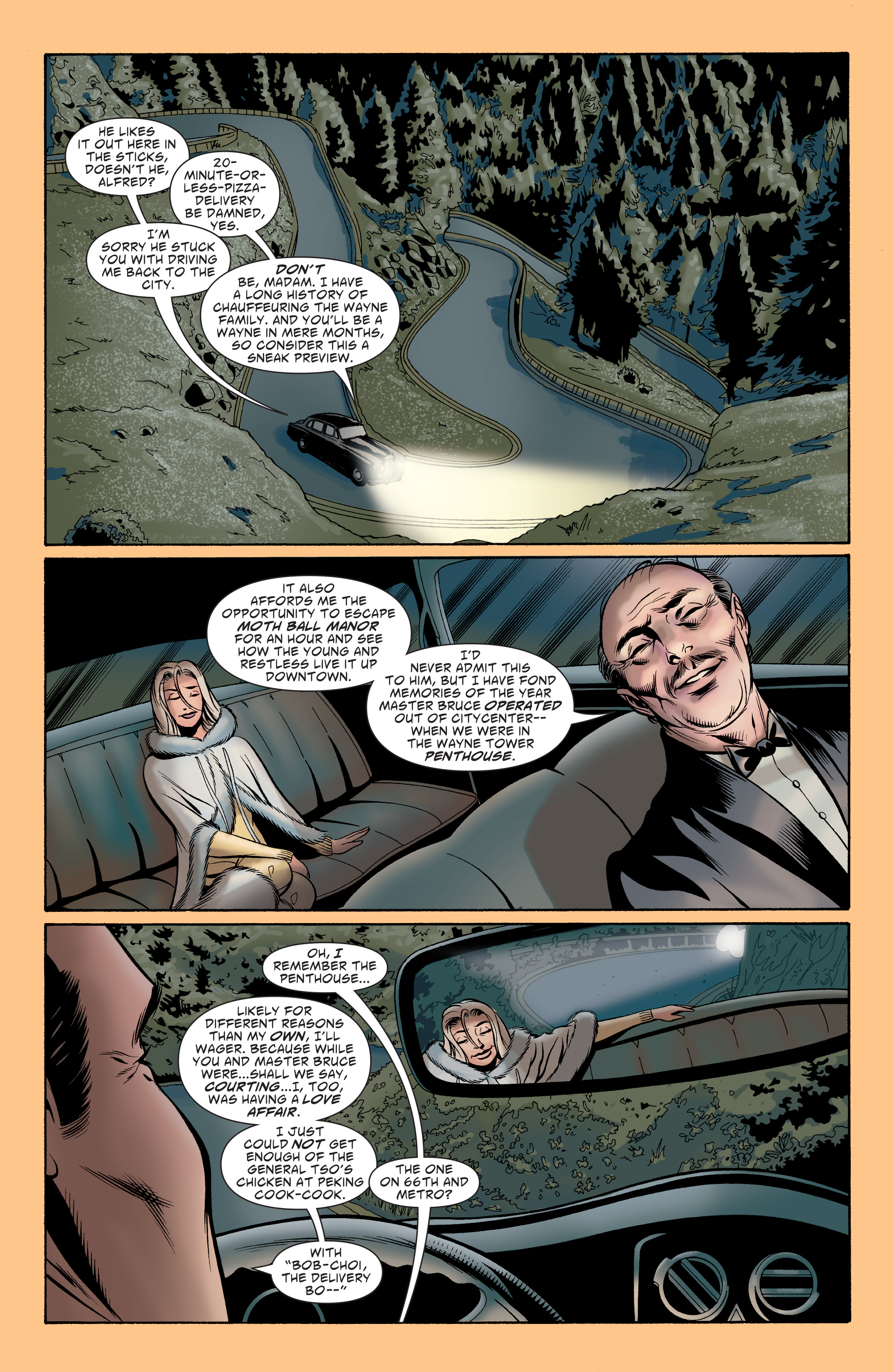 Read online Batman: The Widening Gyre comic -  Issue #6 - 15