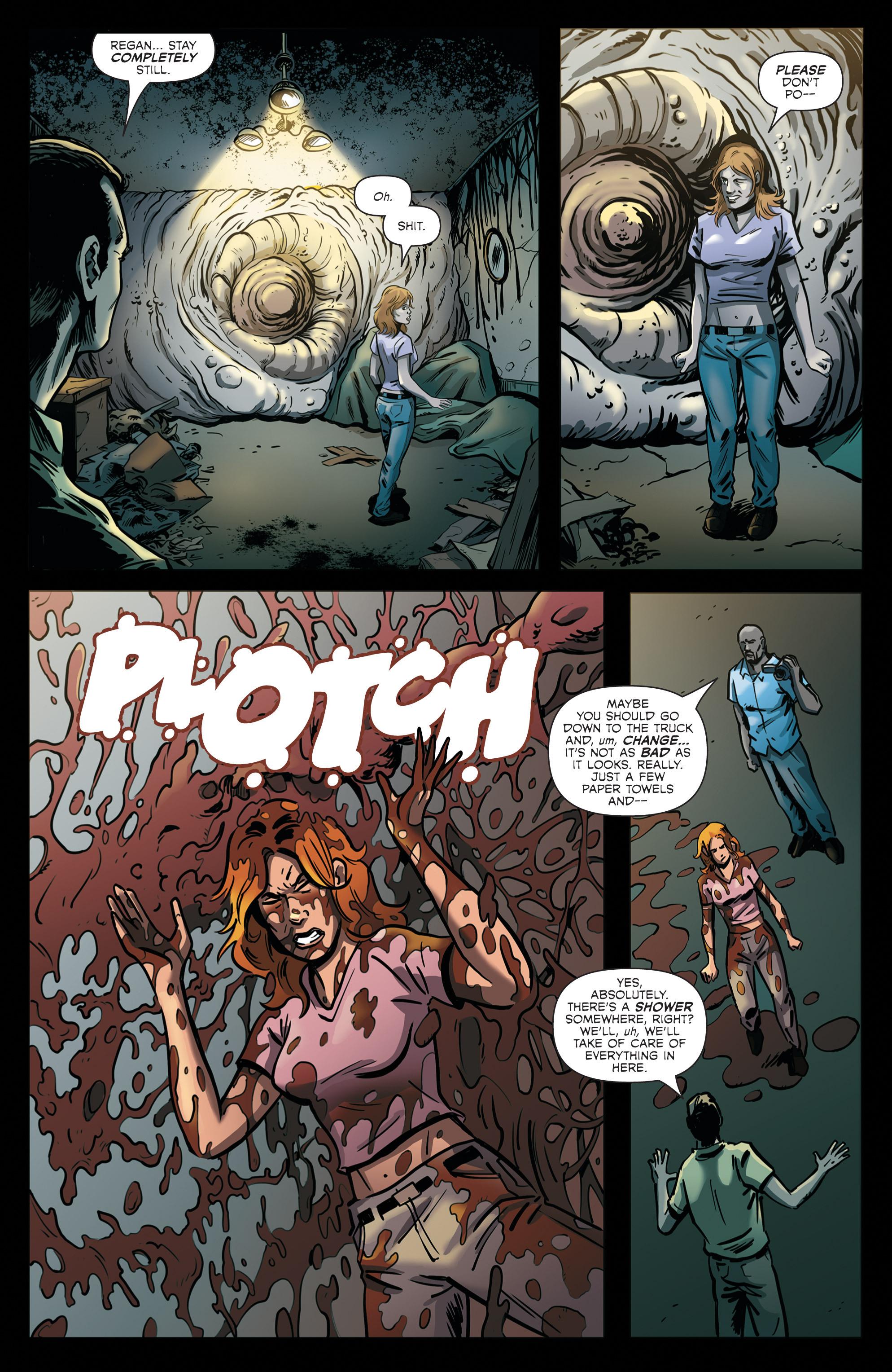 Read online Hoax Hunters (2012) comic -  Issue # TPB 2 - 88