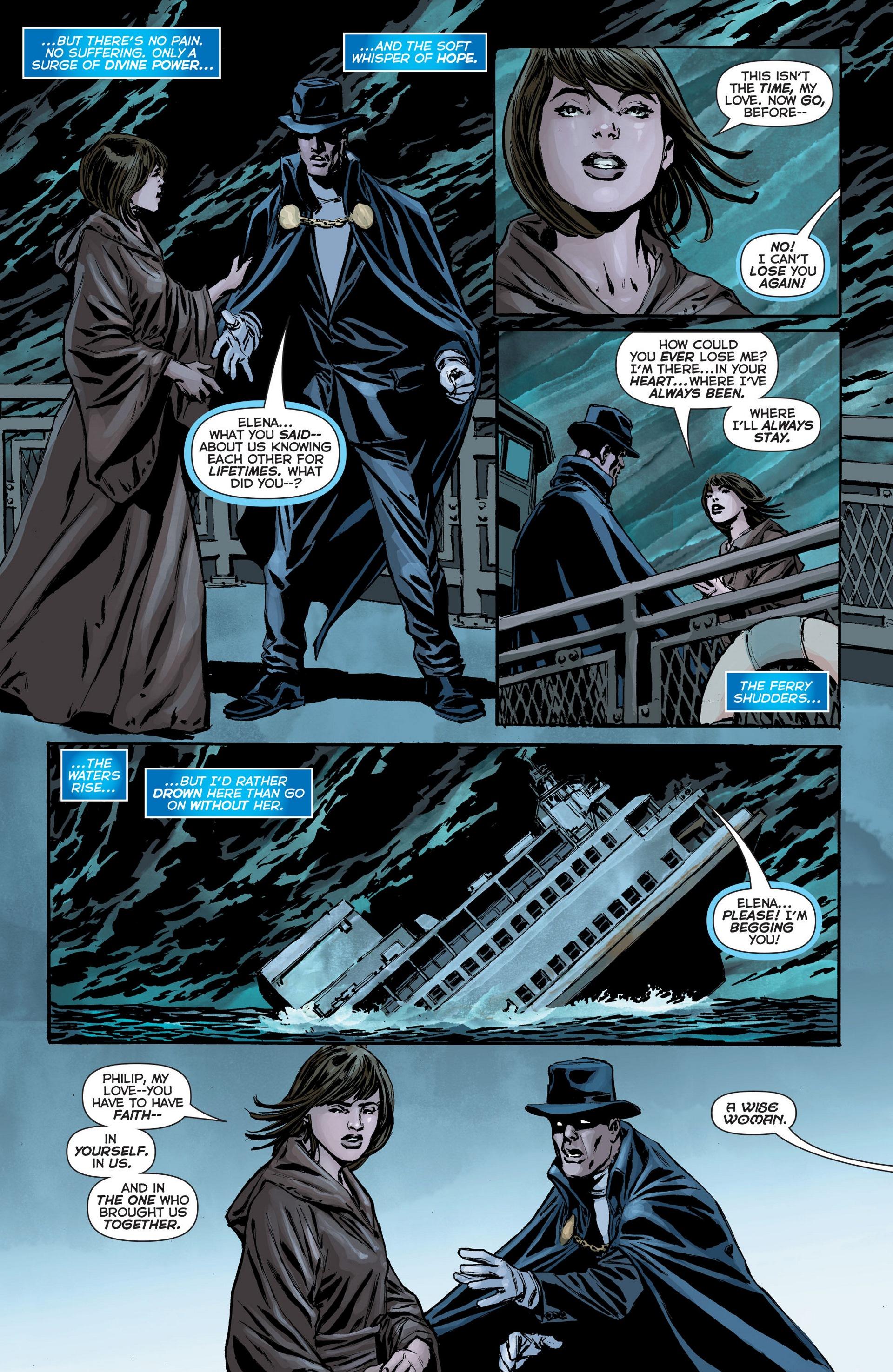 Read online Trinity of Sin: The Phantom Stranger: Futures End comic -  Issue # Full - 19