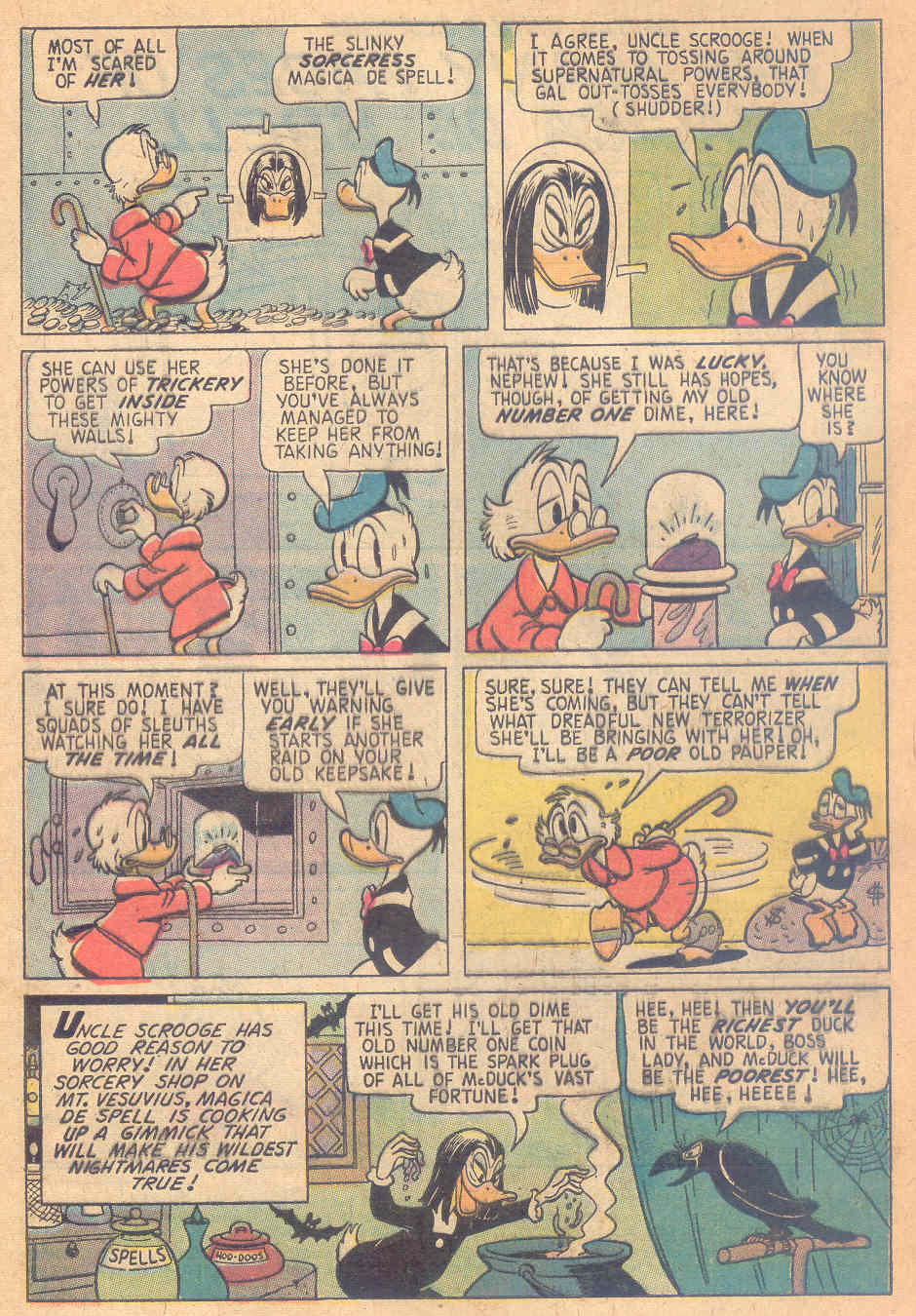 Read online Uncle Scrooge (1953) comic -  Issue #138 - 4