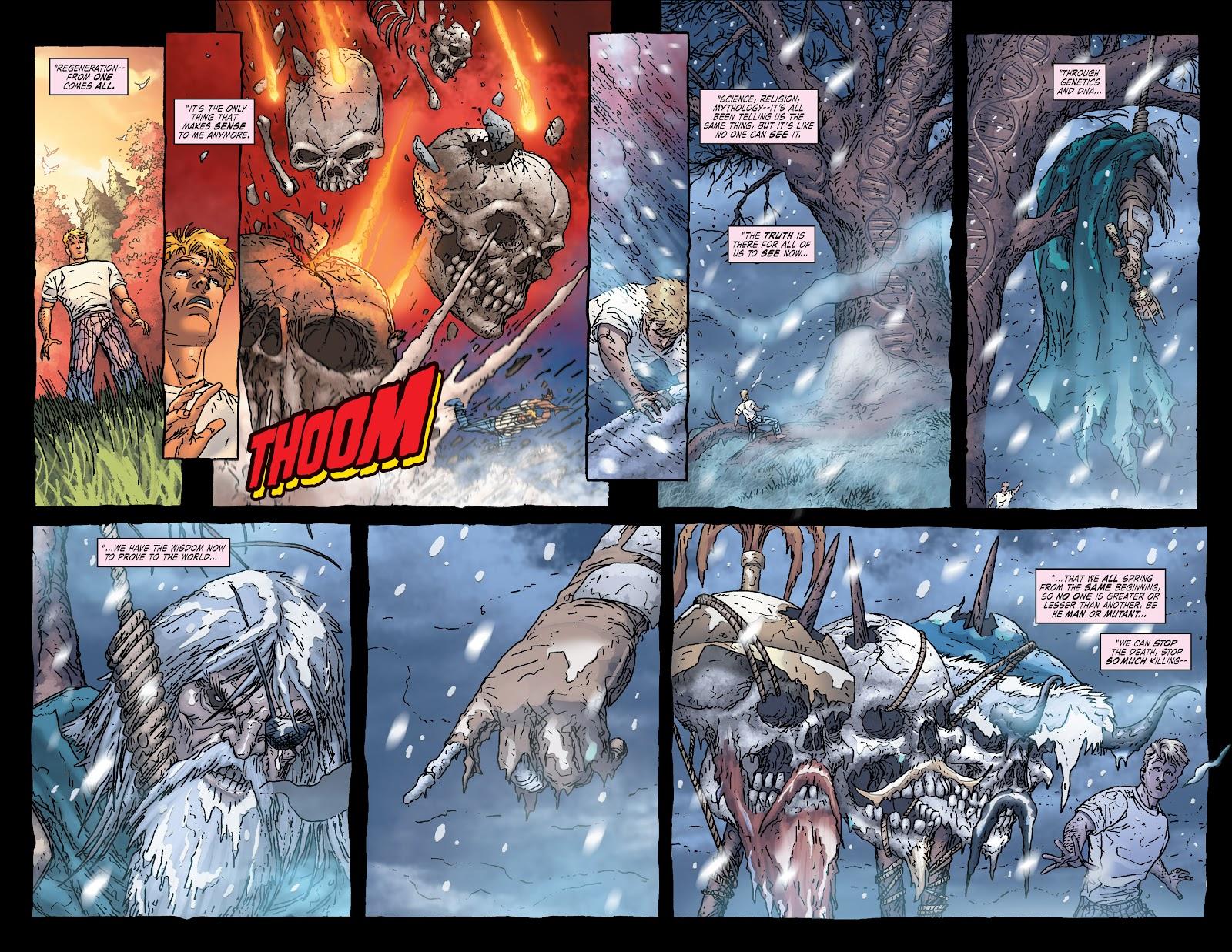 Read online Thor: Ragnaroks comic -  Issue # TPB (Part 1) - 16