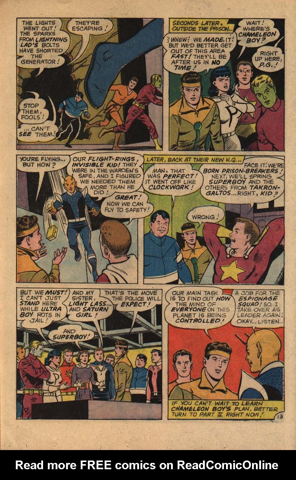 Read online Adventure Comics (1938) comic -  Issue #360 - 16