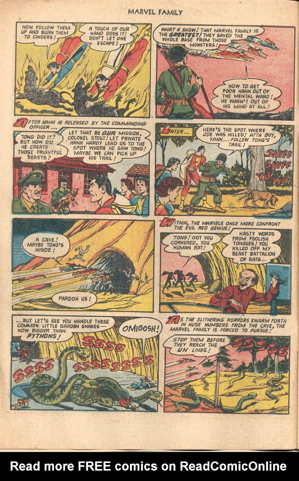 The Marvel Family issue 82 - Page 6