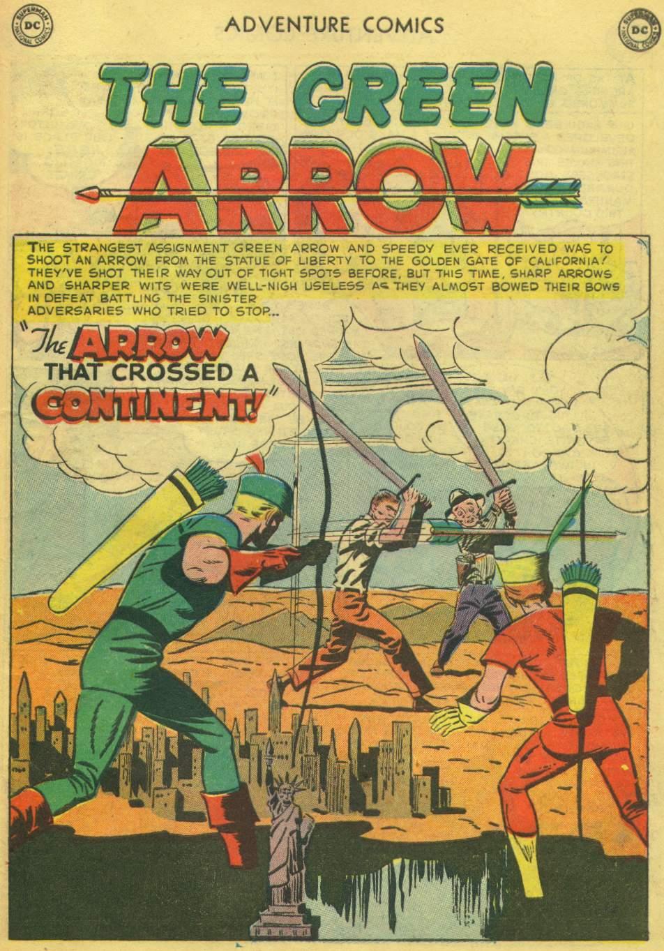 Read online Adventure Comics (1938) comic -  Issue #168 - 35