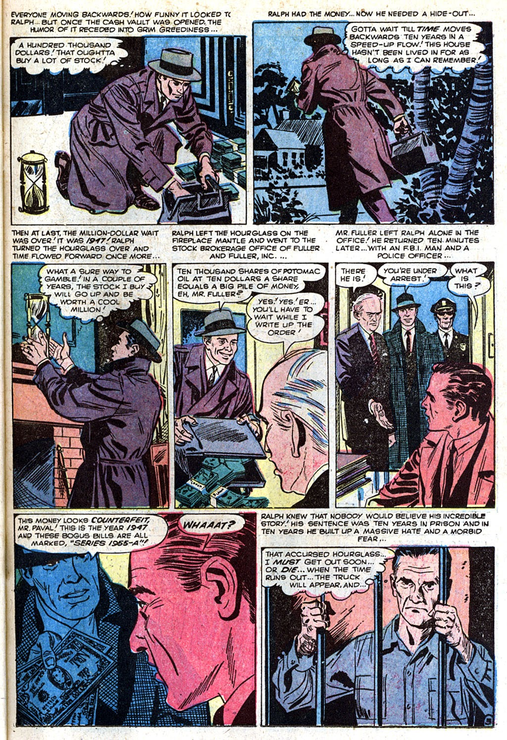 Mystic (1951) issue 61 - Page 15