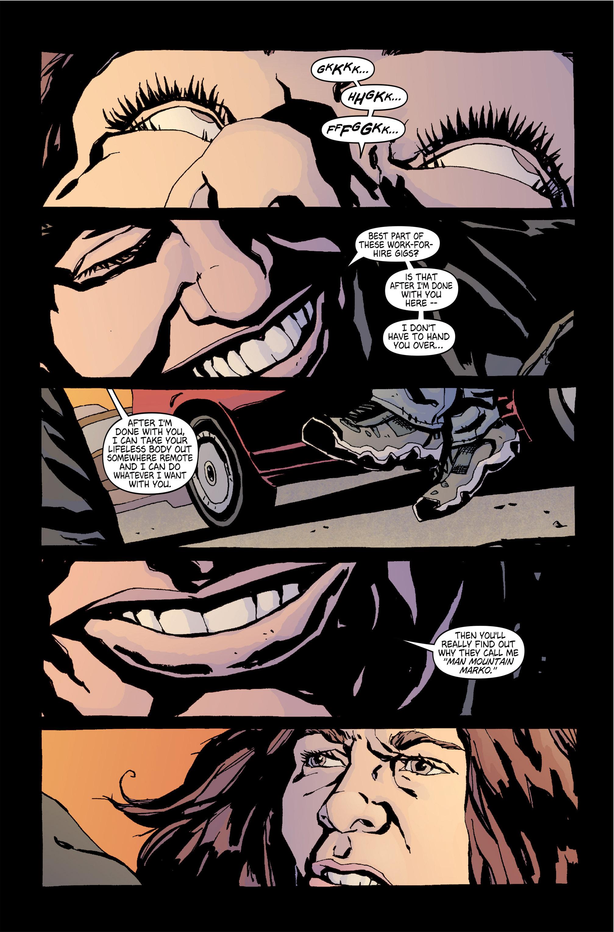 Read online Alias comic -  Issue #5 - 3