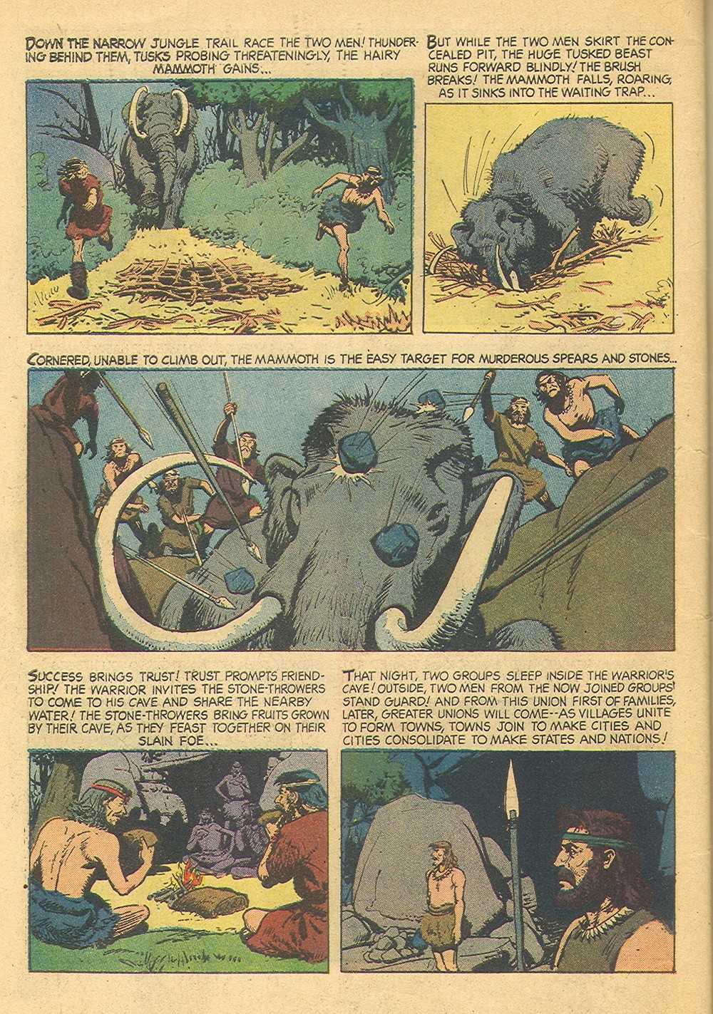 Read online Turok, Son of Stone comic -  Issue #39 - 34