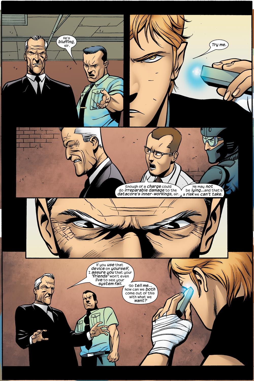 Read online Machine Teen comic -  Issue #5 - 17