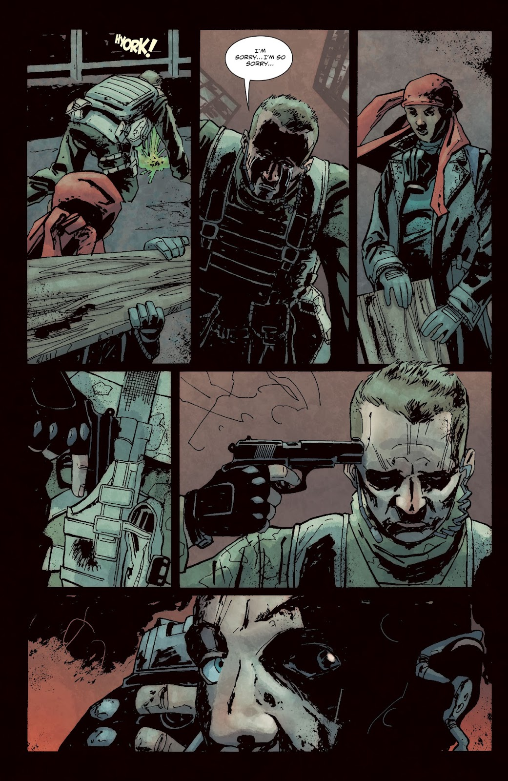 28 Days Later issue 23 - Page 13