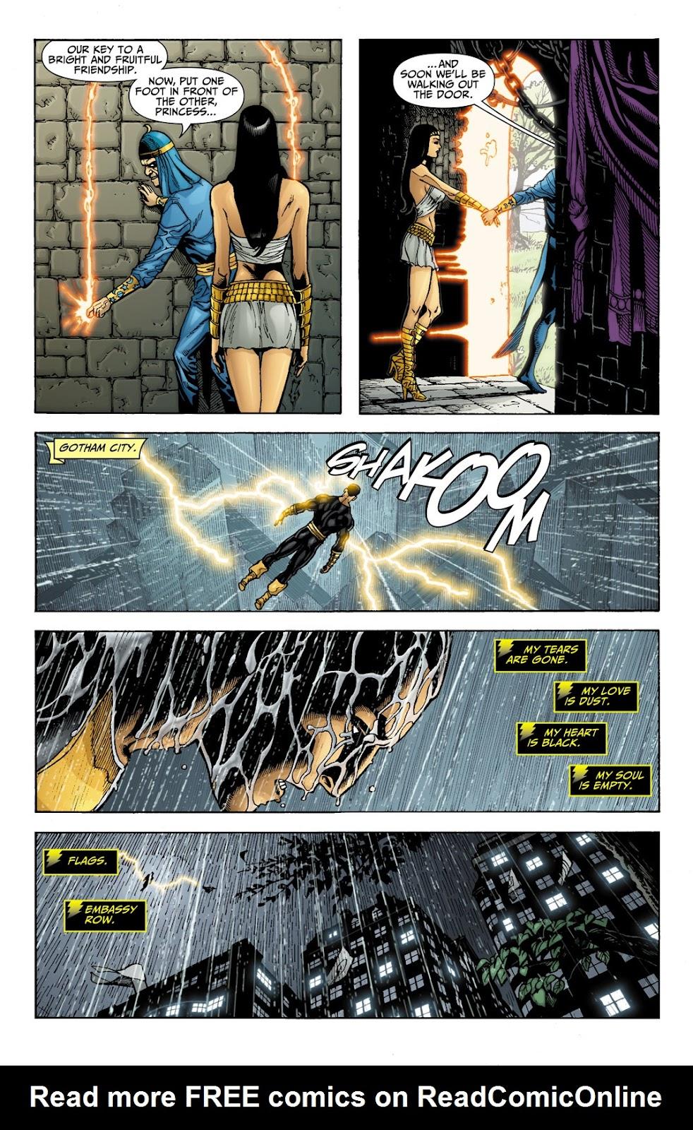 Black Adam: The Dark Age issue 6 - Page 20