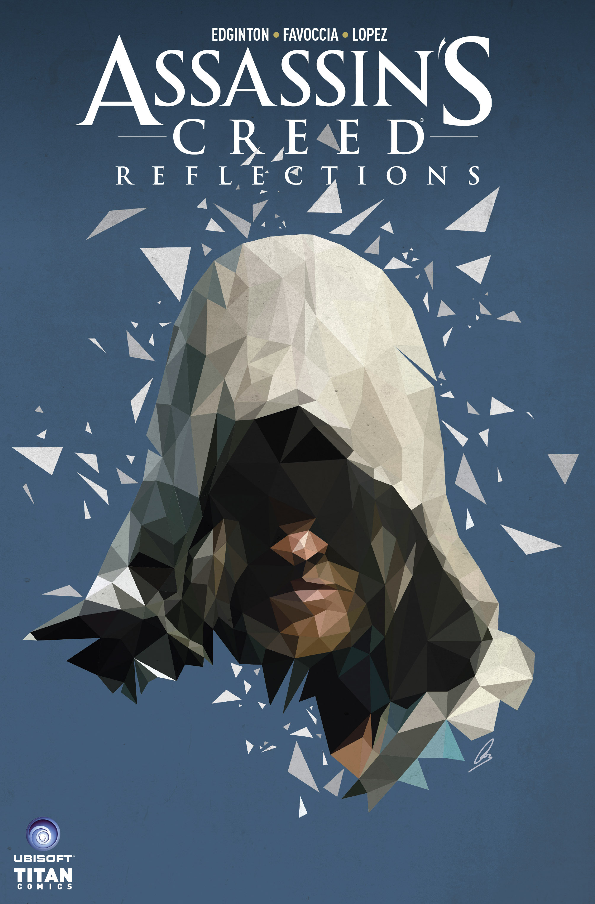 Read online Assassin's Creed: Reflections comic -  Issue #3 - 29