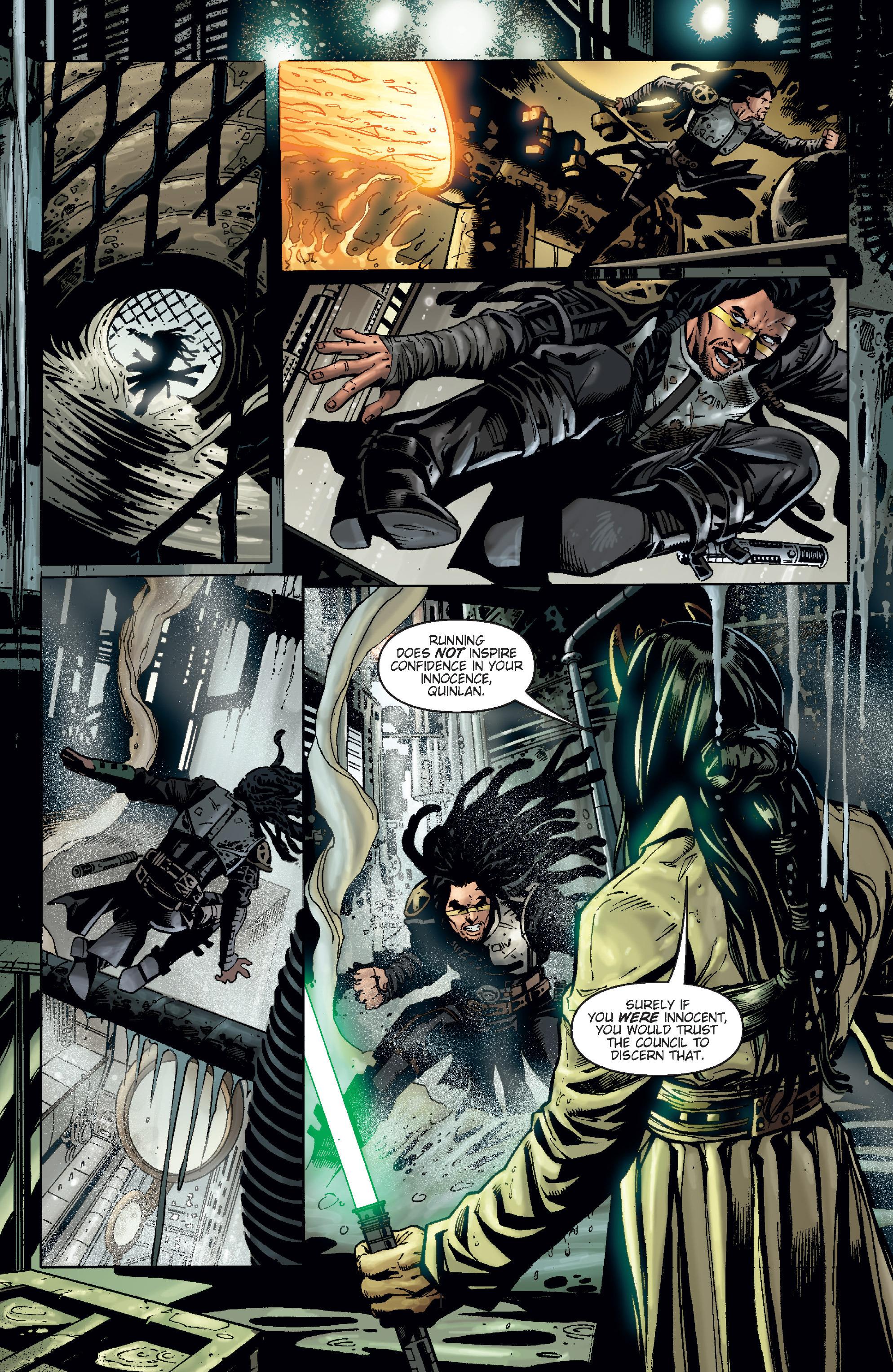 Read online Star Wars Omnibus comic -  Issue # Vol. 24 - 262