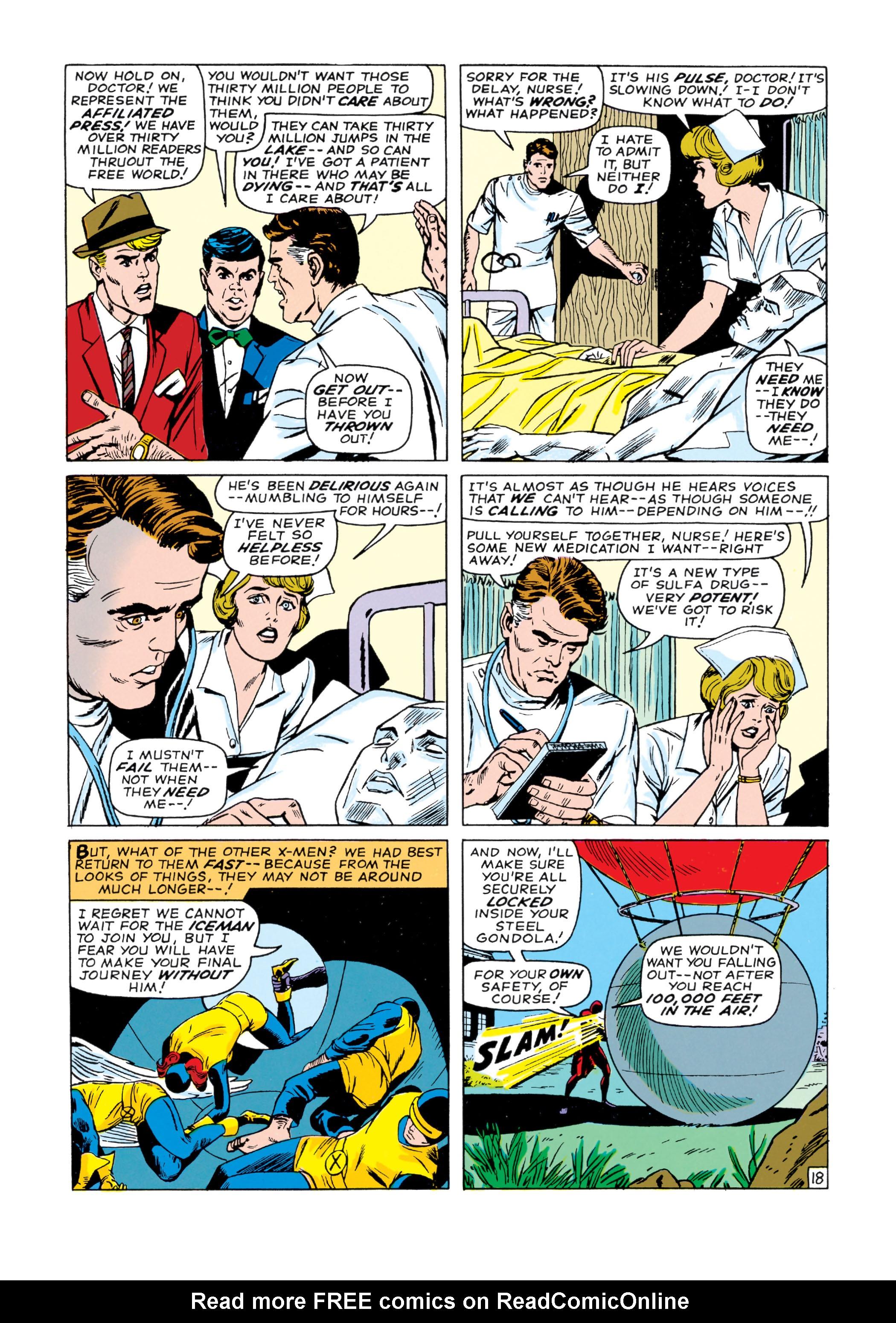 Uncanny X-Men (1963) 17 Page 18