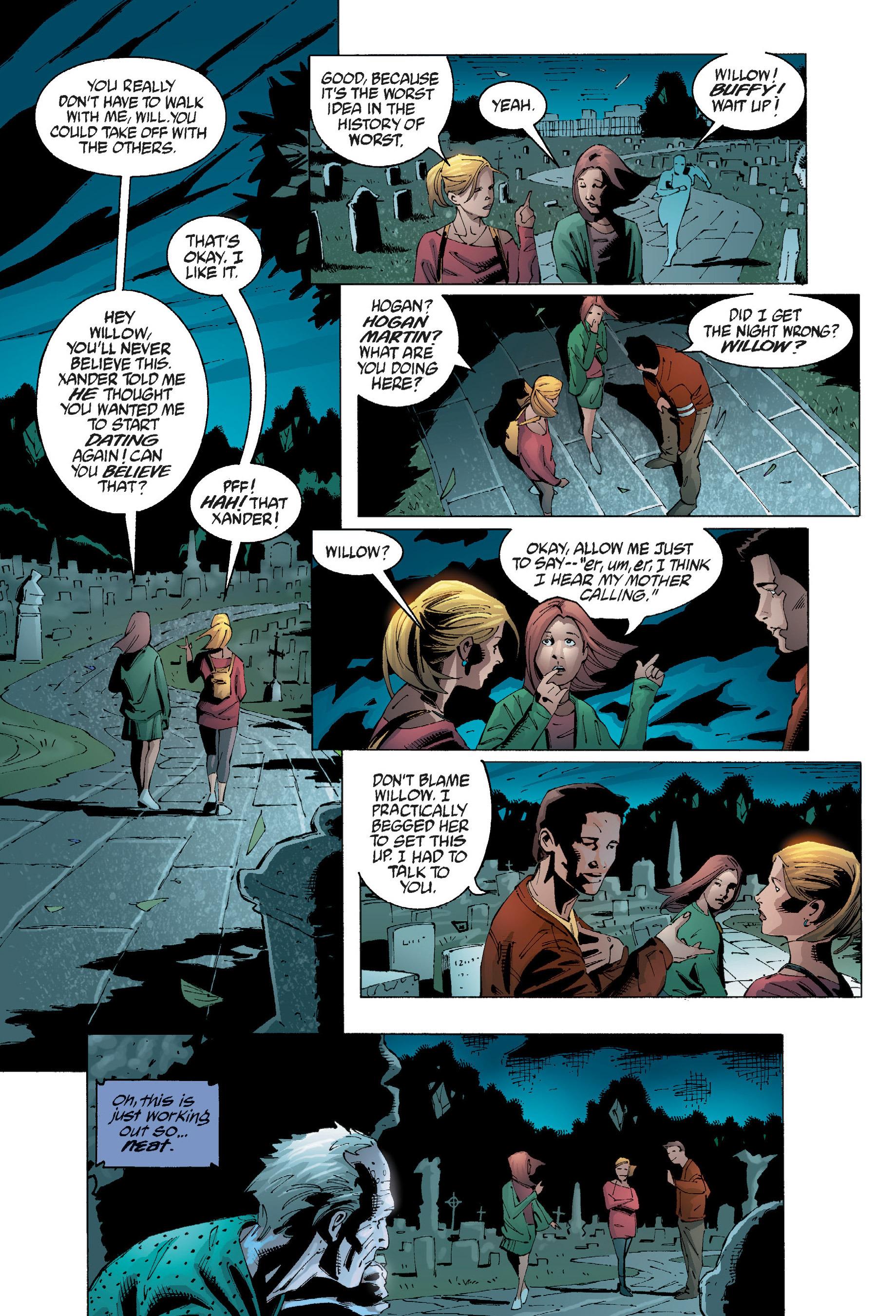 Read online Buffy the Vampire Slayer: Omnibus comic -  Issue # TPB 5 - 25
