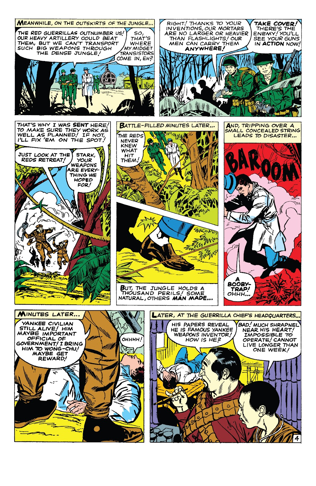 Read online Marvel Tales: Iron Man comic -  Issue # Full - 9