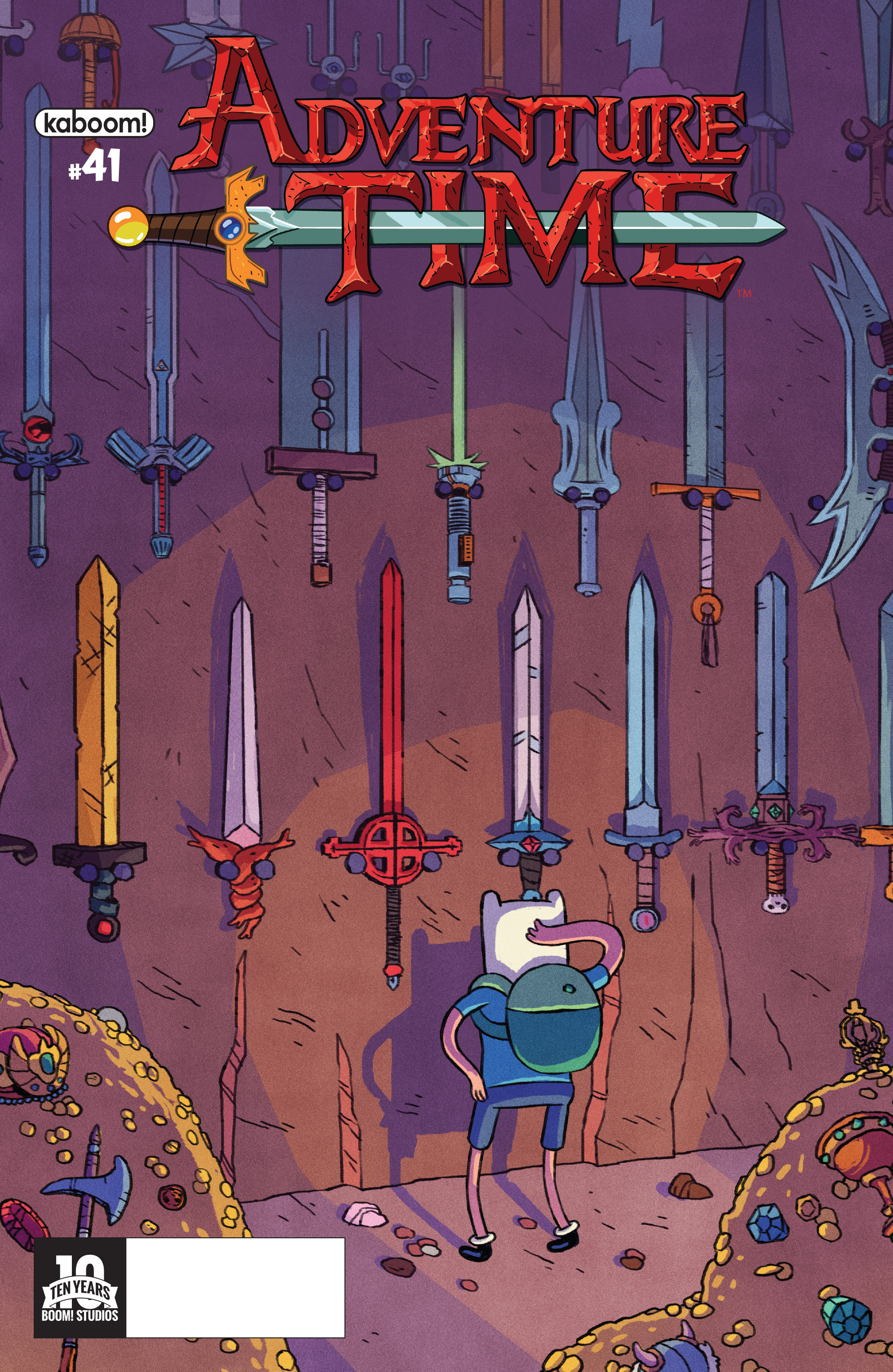 Read online Adventure Time comic -  Issue #41 - 1