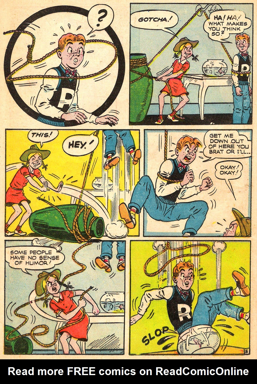 Archie Comics issue 027 - Page 16