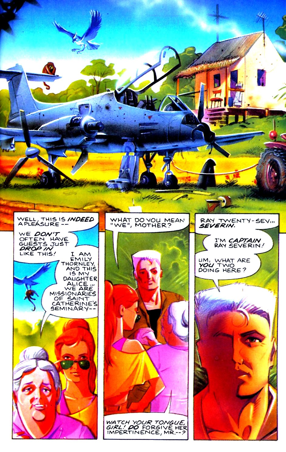 Tempus Fugitive issue 2 - Page 33