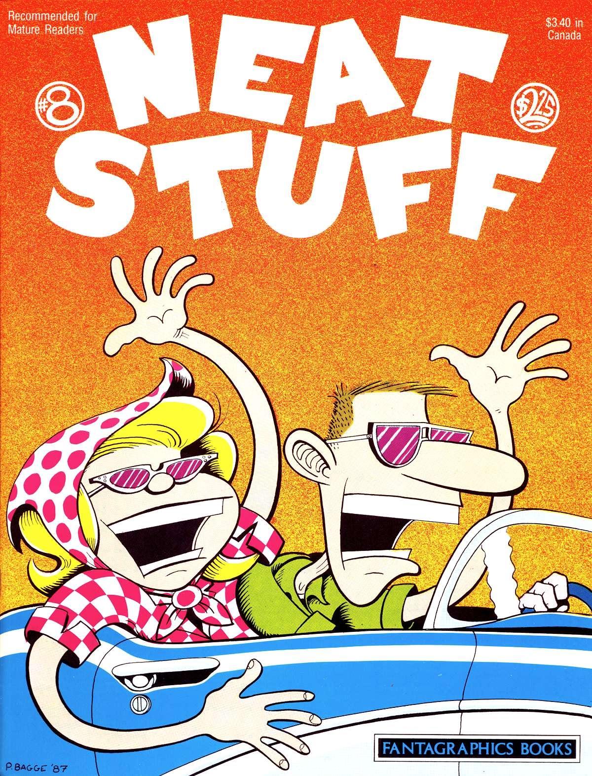 Read online Neat Stuff comic -  Issue #8 - 1