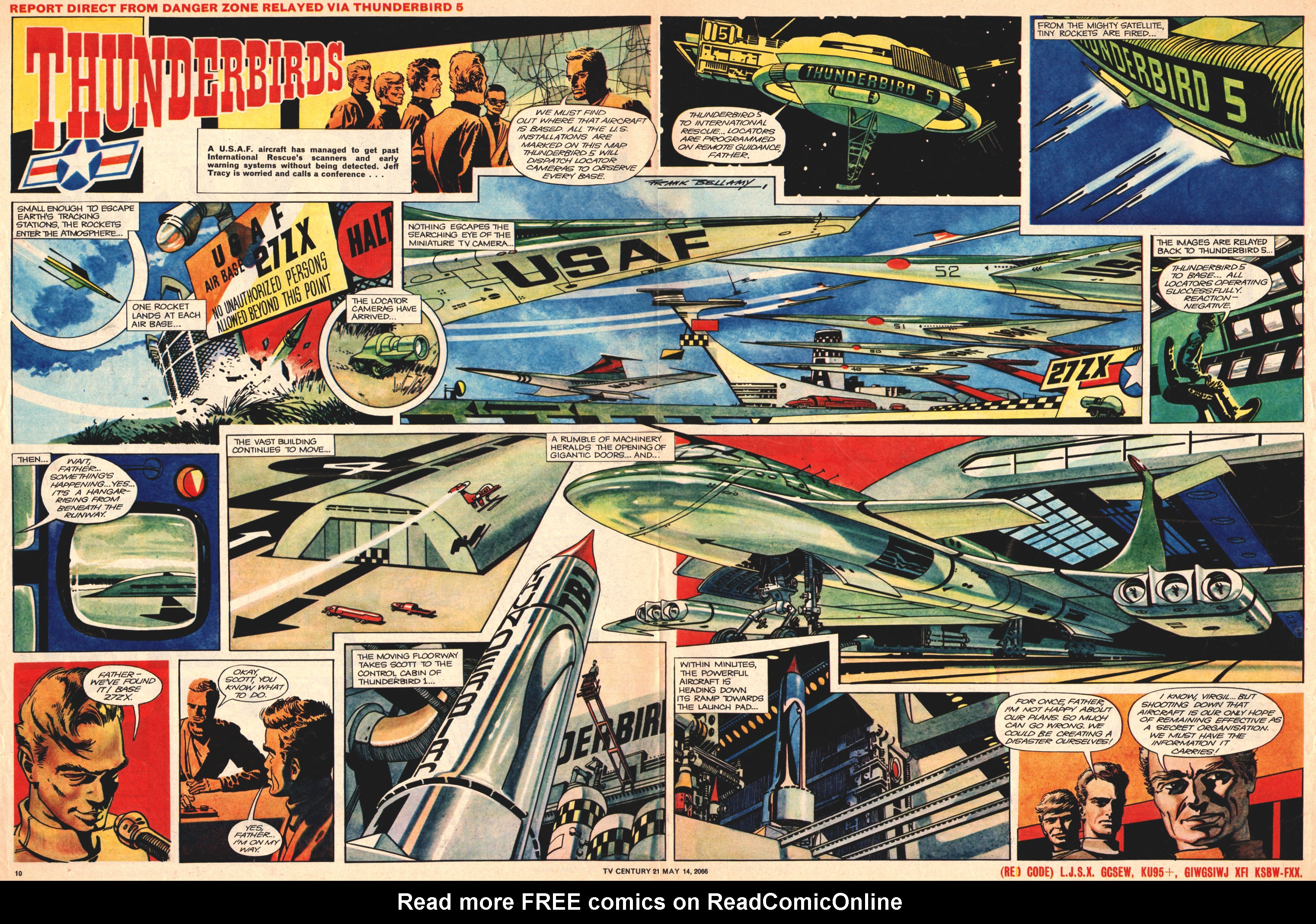 Read online TV Century 21 (TV 21) comic -  Issue #69 - 10