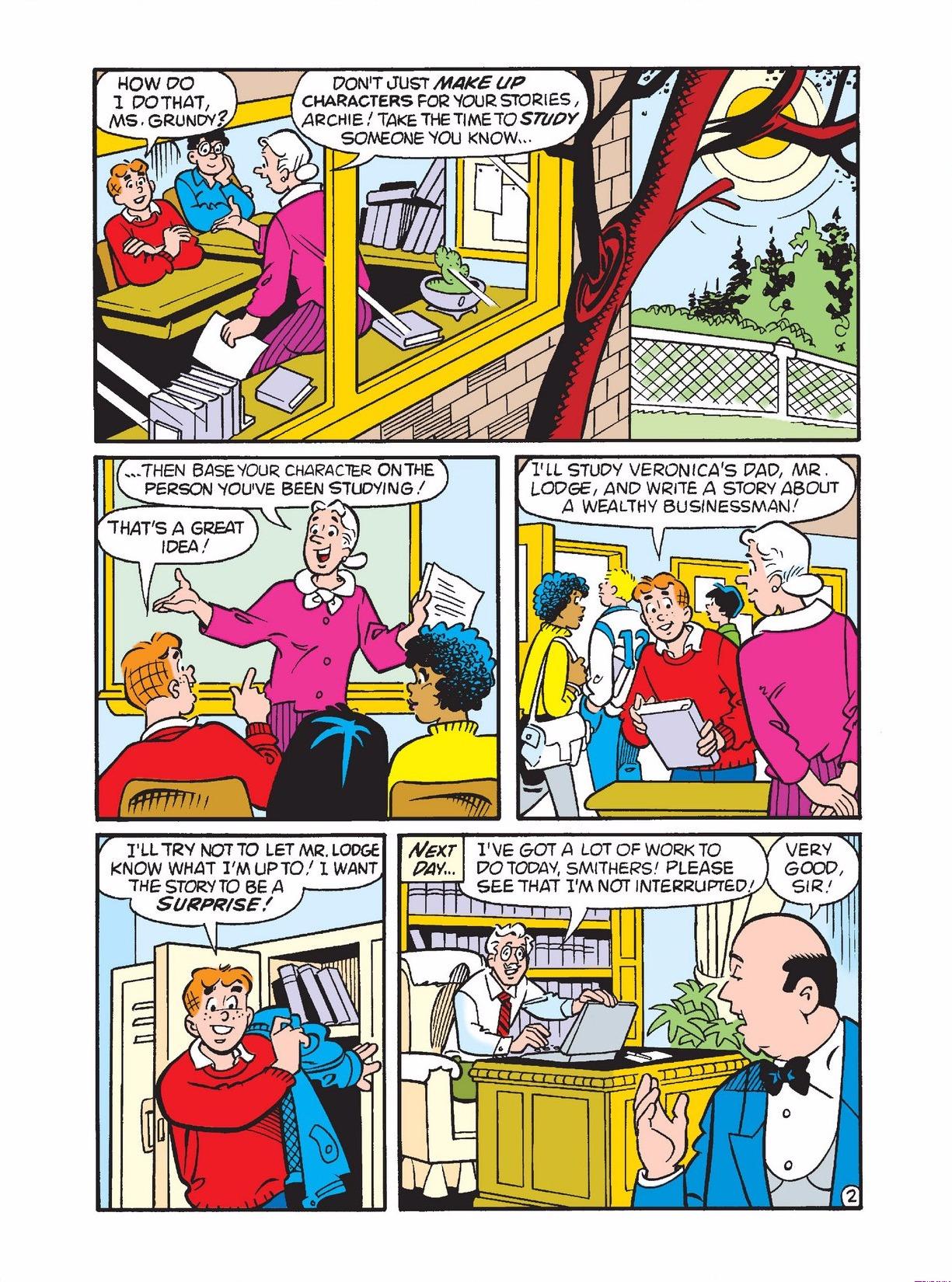 Read online Archie 1000 Page Comics Bonanza comic -  Issue #3 (Part 2) - 68