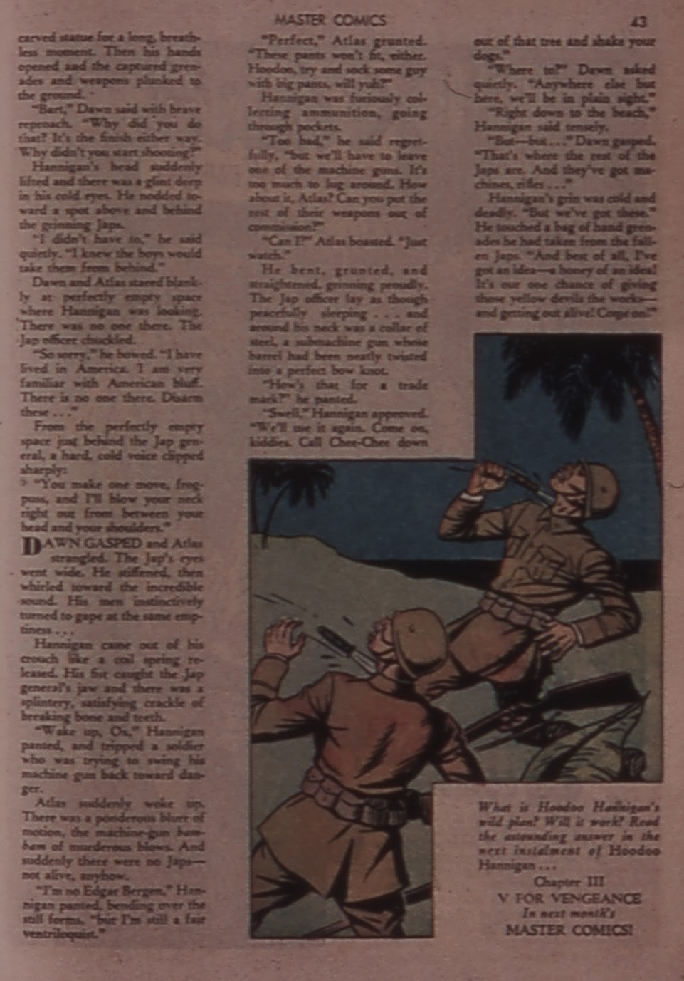 Master Comics issue 30 - Page 43