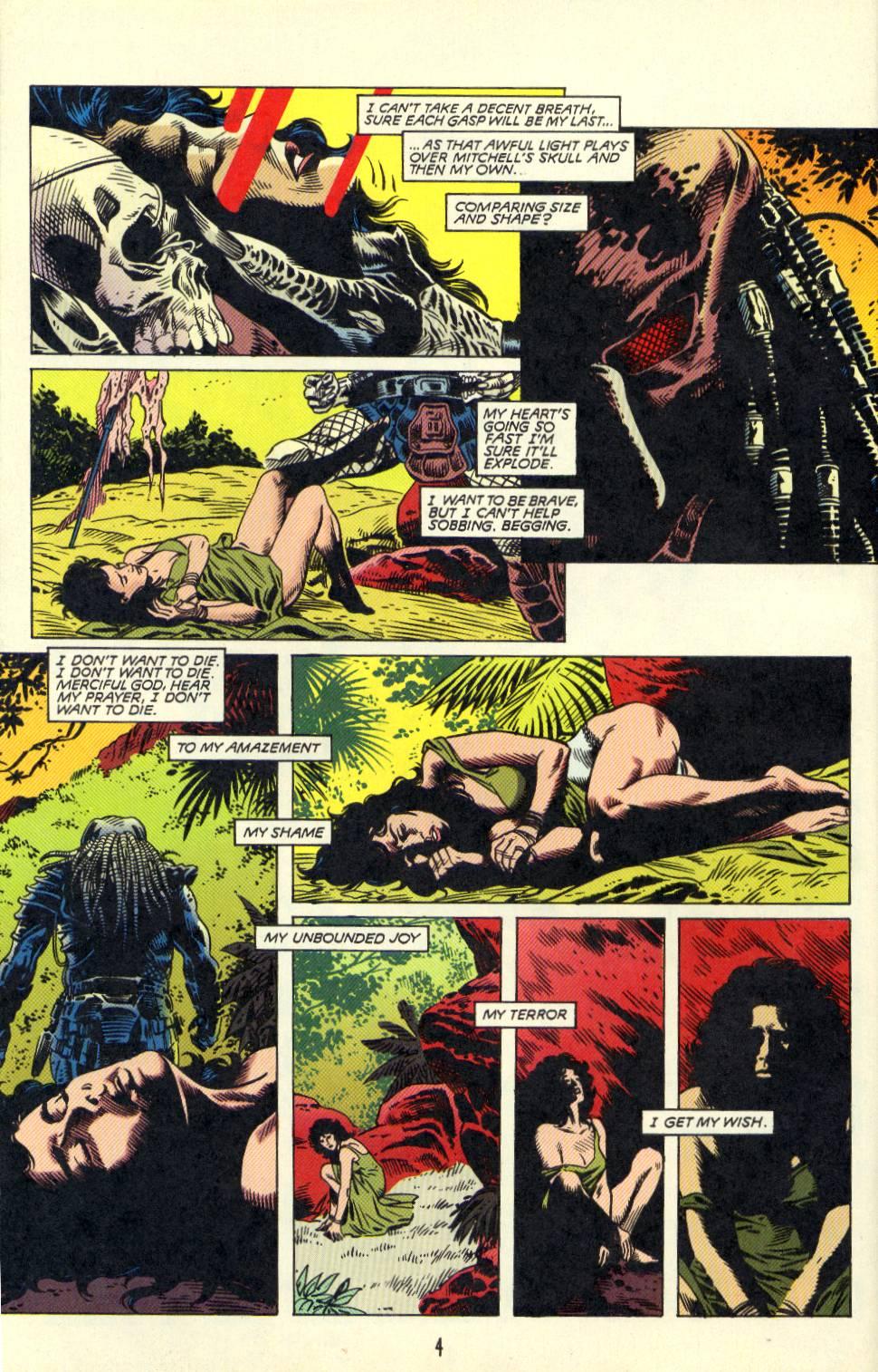 Read online Aliens/Predator: The Deadliest of the Species comic -  Issue #2 - 5