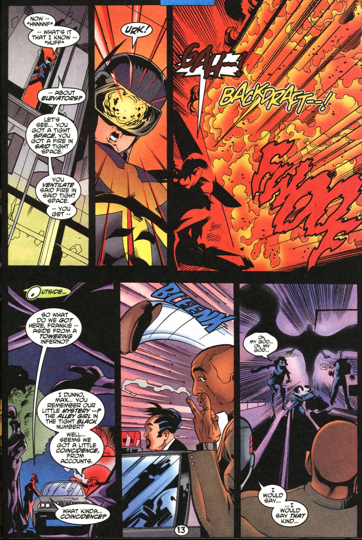 Read online Slingers comic -  Issue #5 - 14