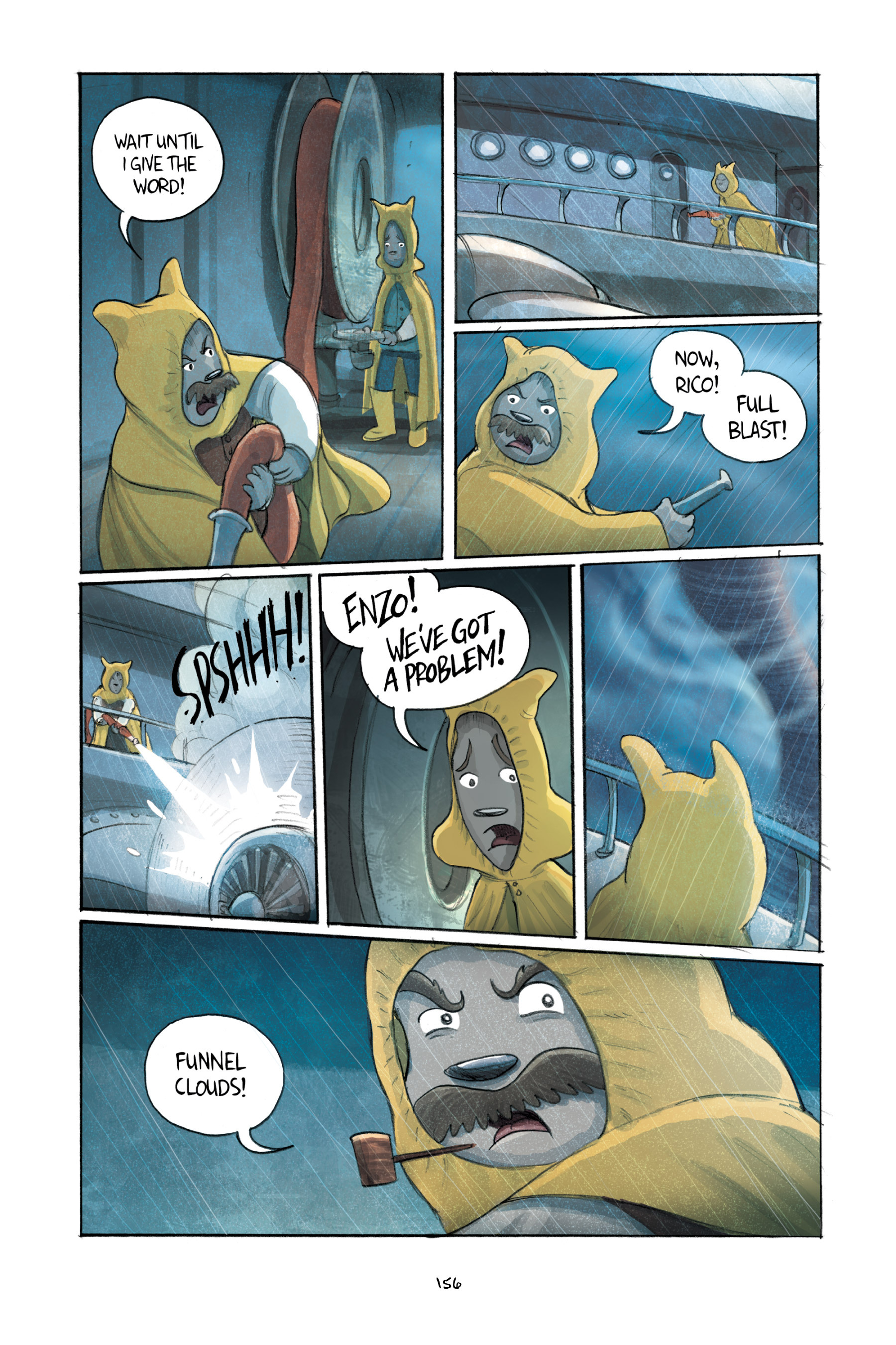 Read online Amulet comic -  Issue #3 - 152