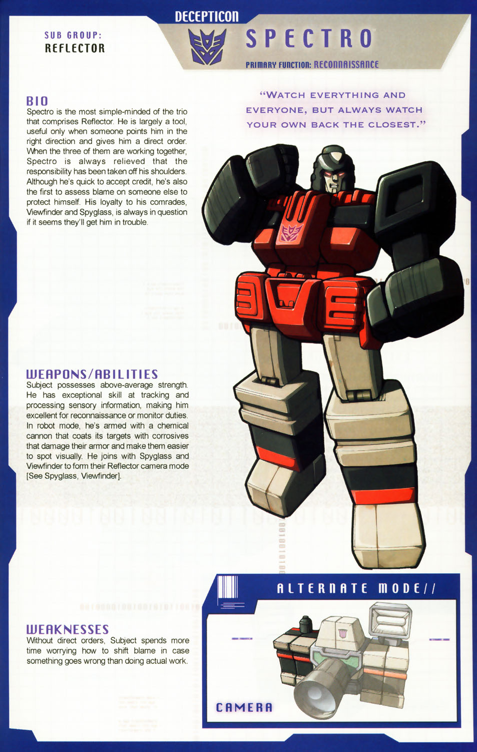 Read online Transformers: More than Meets the Eye comic -  Issue #5 - 25
