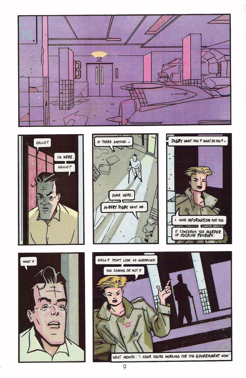 Read online Dare comic -  Issue #2 - 10